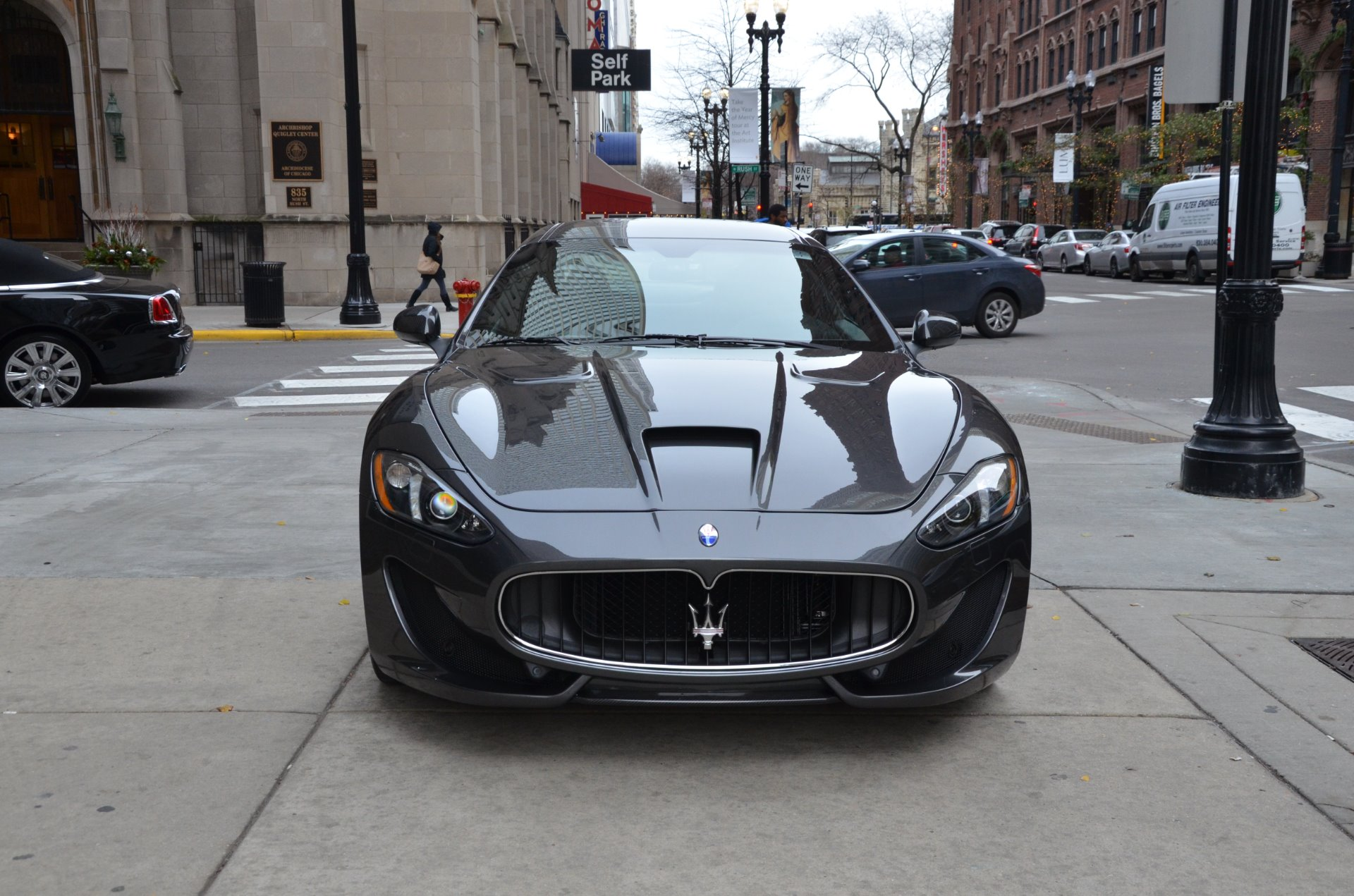 2017 maserati granturismo in chicago il 60611 buy sell auto mart. Black Bedroom Furniture Sets. Home Design Ideas