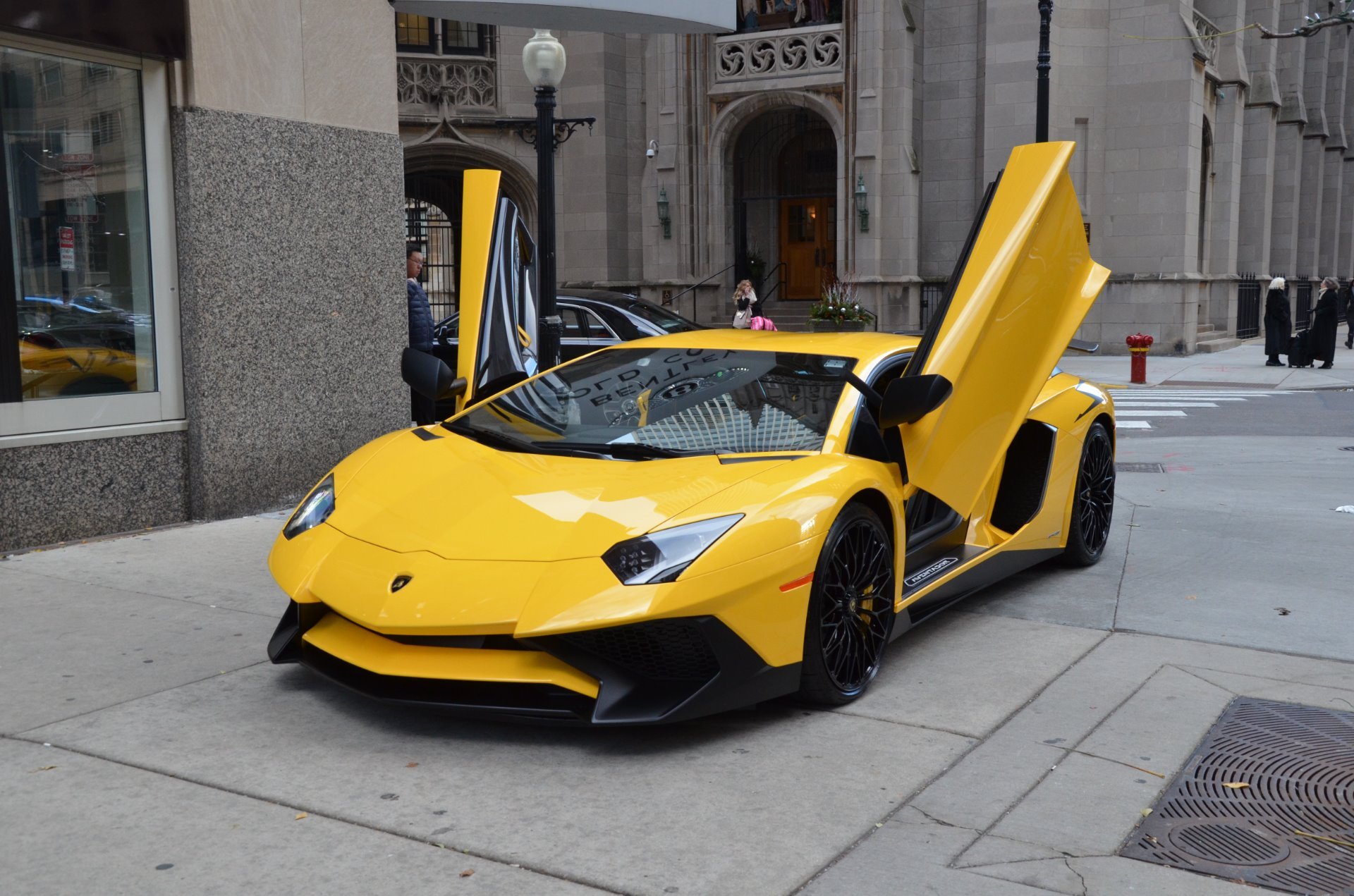 2017 lamborghini aventador sv lp 750 4 sv stock gc2258a for sale near chicago il il. Black Bedroom Furniture Sets. Home Design Ideas