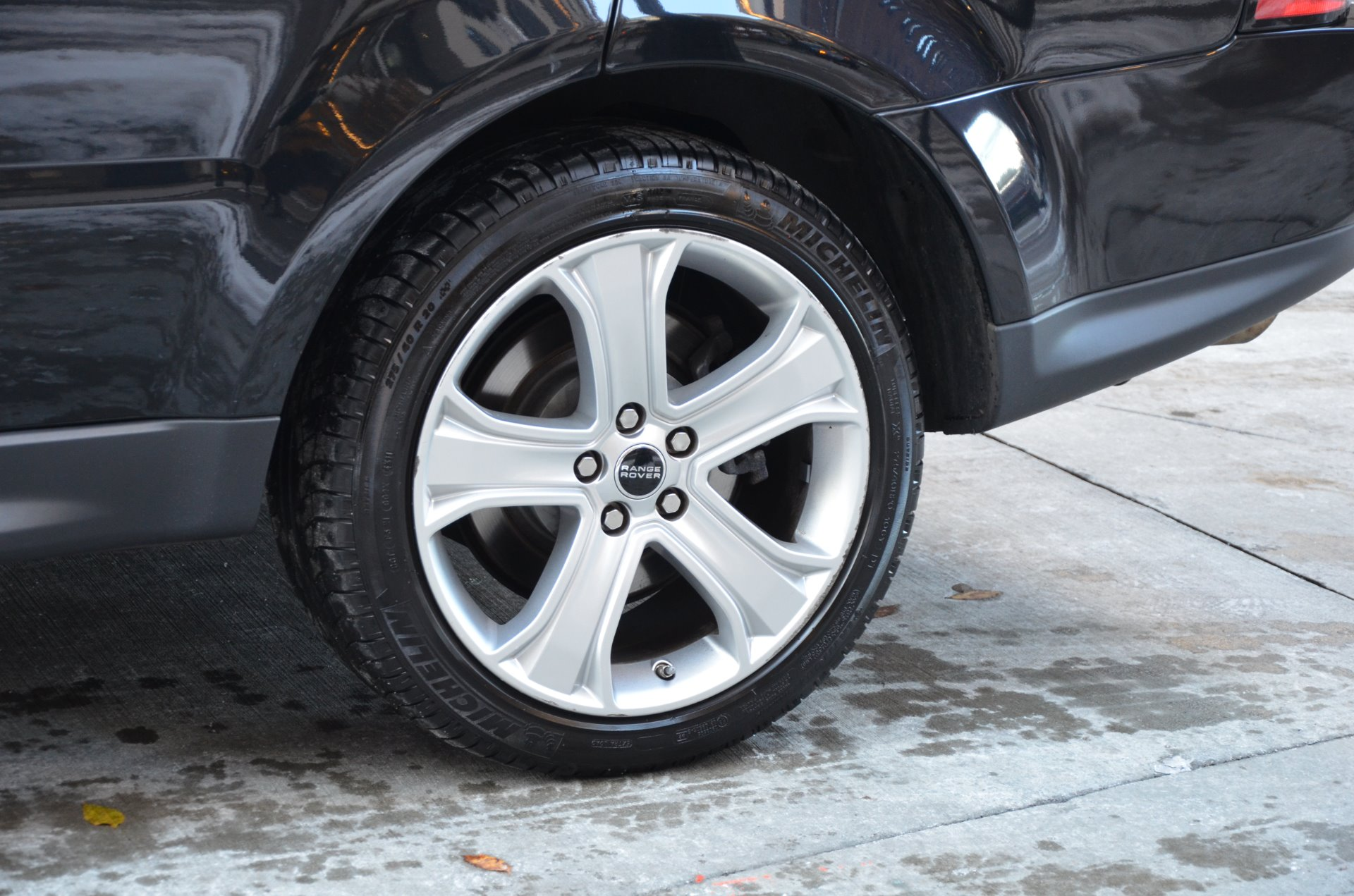 2012 land rover range rover sport hse lux stock b854a for sale near chicago il il land - Land rover garage near me ...
