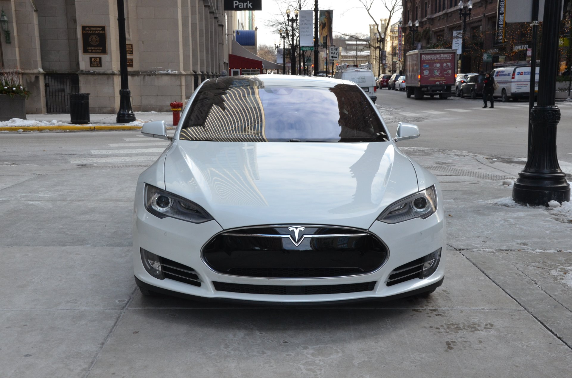2015 tesla model s p85d stock b852a for sale near chicago il il tesla dealer. Black Bedroom Furniture Sets. Home Design Ideas