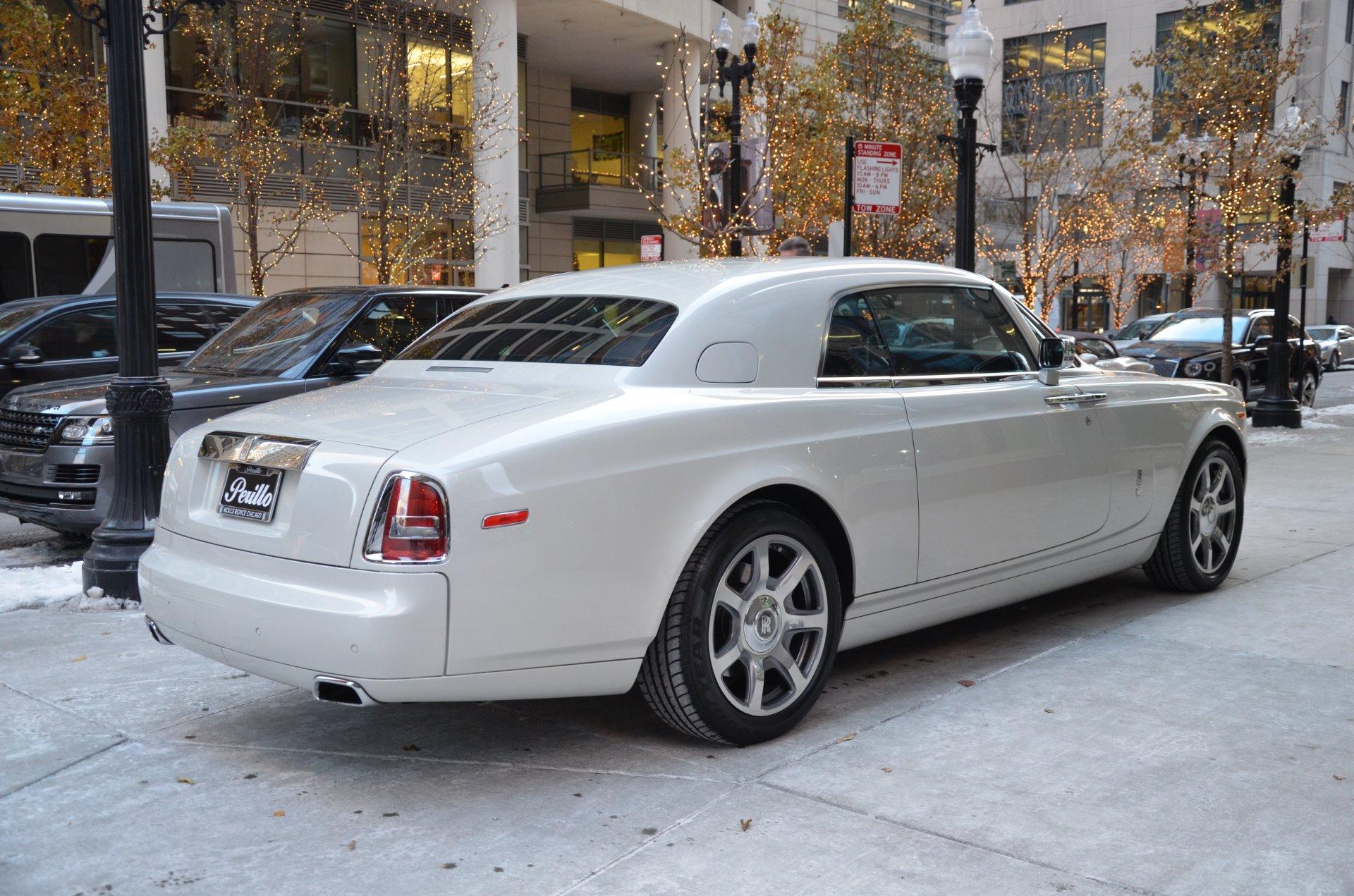 2009 Rolls Royce Phantom Coupe Stock Gc2230 For Sale Near Chicago Il Il Rolls Royce Dealer