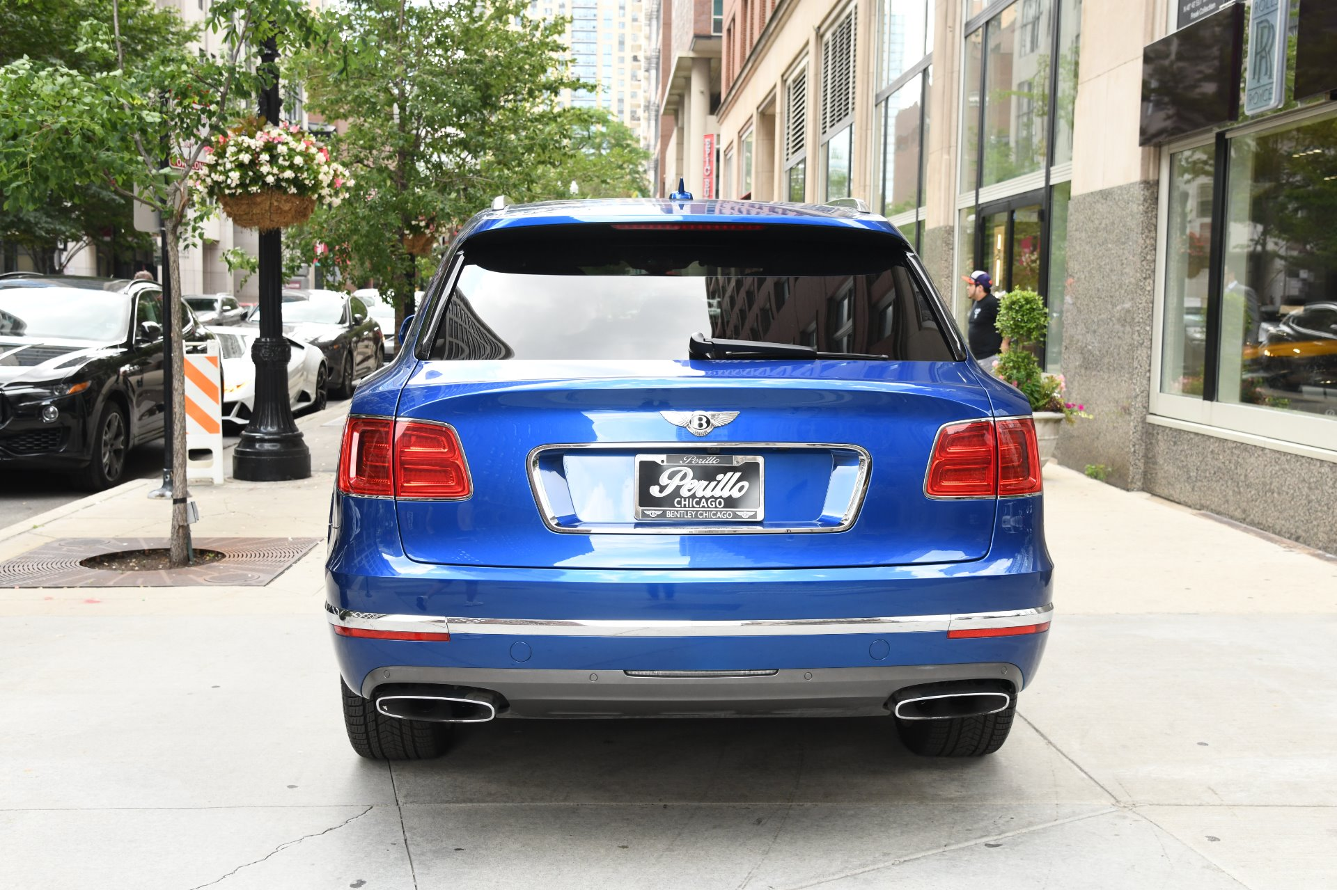 Used 2017 Bentley Bentayga W12 6L | Chicago, IL
