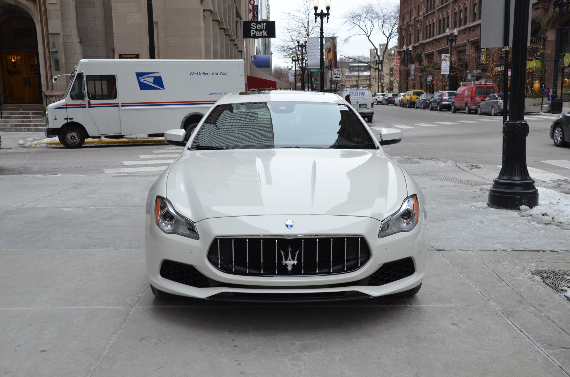 2017 maserati quattroporte sq4 s q4 stock m549 for sale near chicago il il maserati dealer. Black Bedroom Furniture Sets. Home Design Ideas