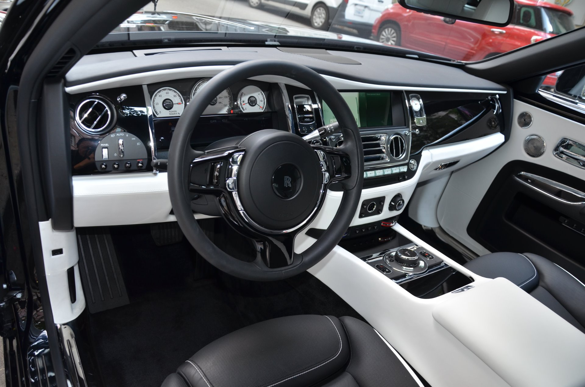 2017 Rolls-Royce Ghost Black Badge Stock # L406A for sale ...
