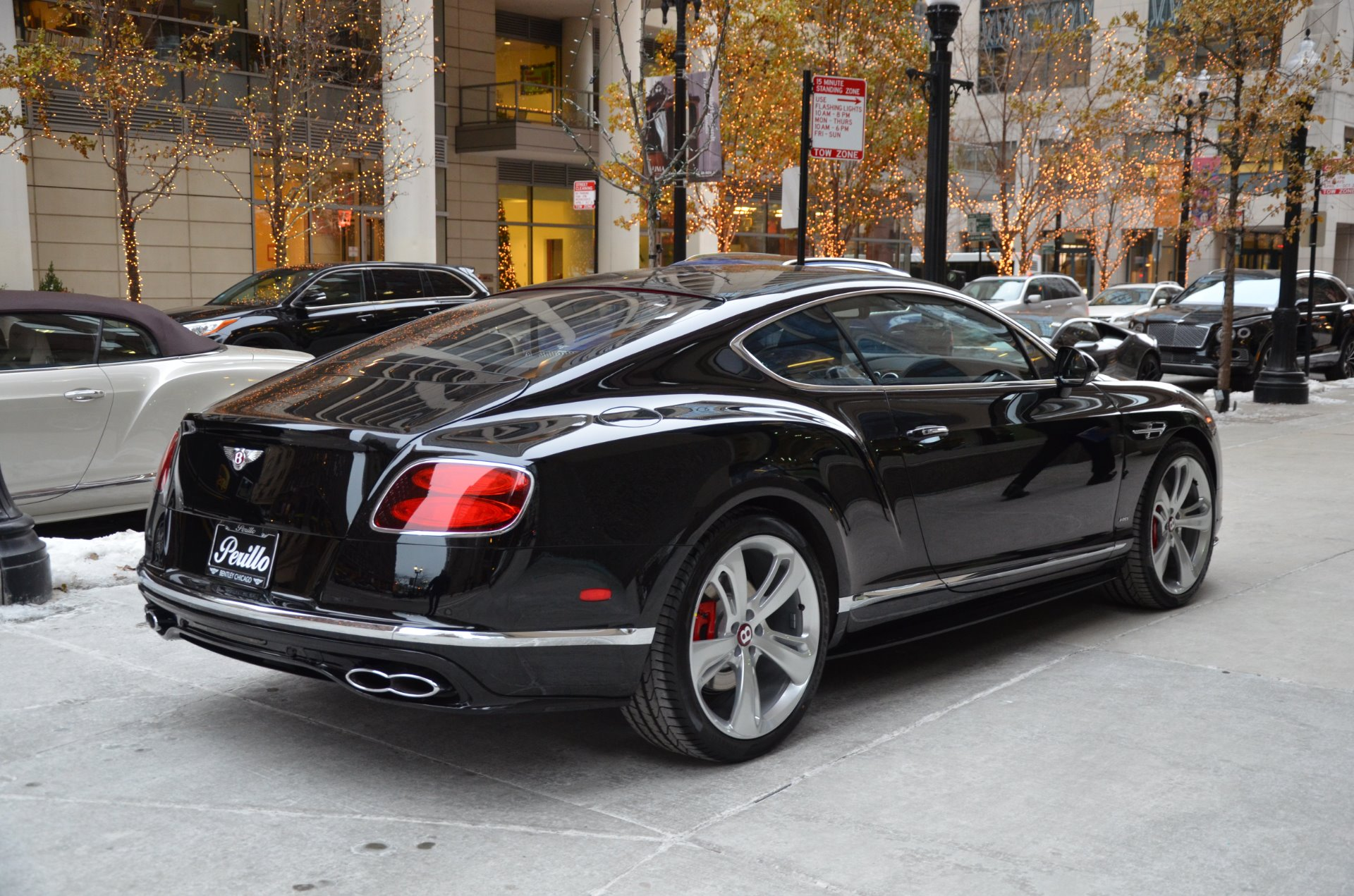 Back gt gallery for gt real open stage curtains - New 2017 Bentley Continental Gt V8 S Chicago Il
