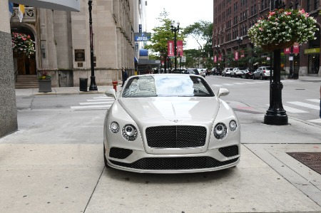 Used 2017 Bentley Continental GTC Speed  | Chicago, IL