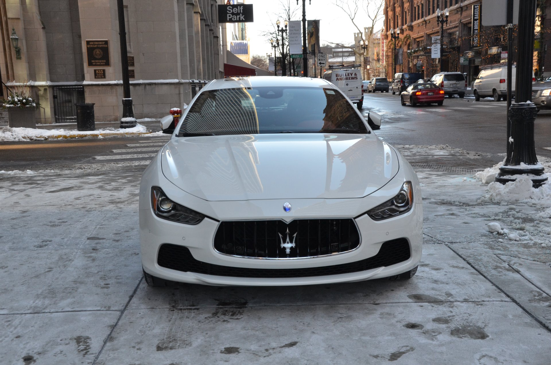 2017 maserati ghibli sq4 s q4 stock m547 for sale near chicago il il maserati dealer. Black Bedroom Furniture Sets. Home Design Ideas