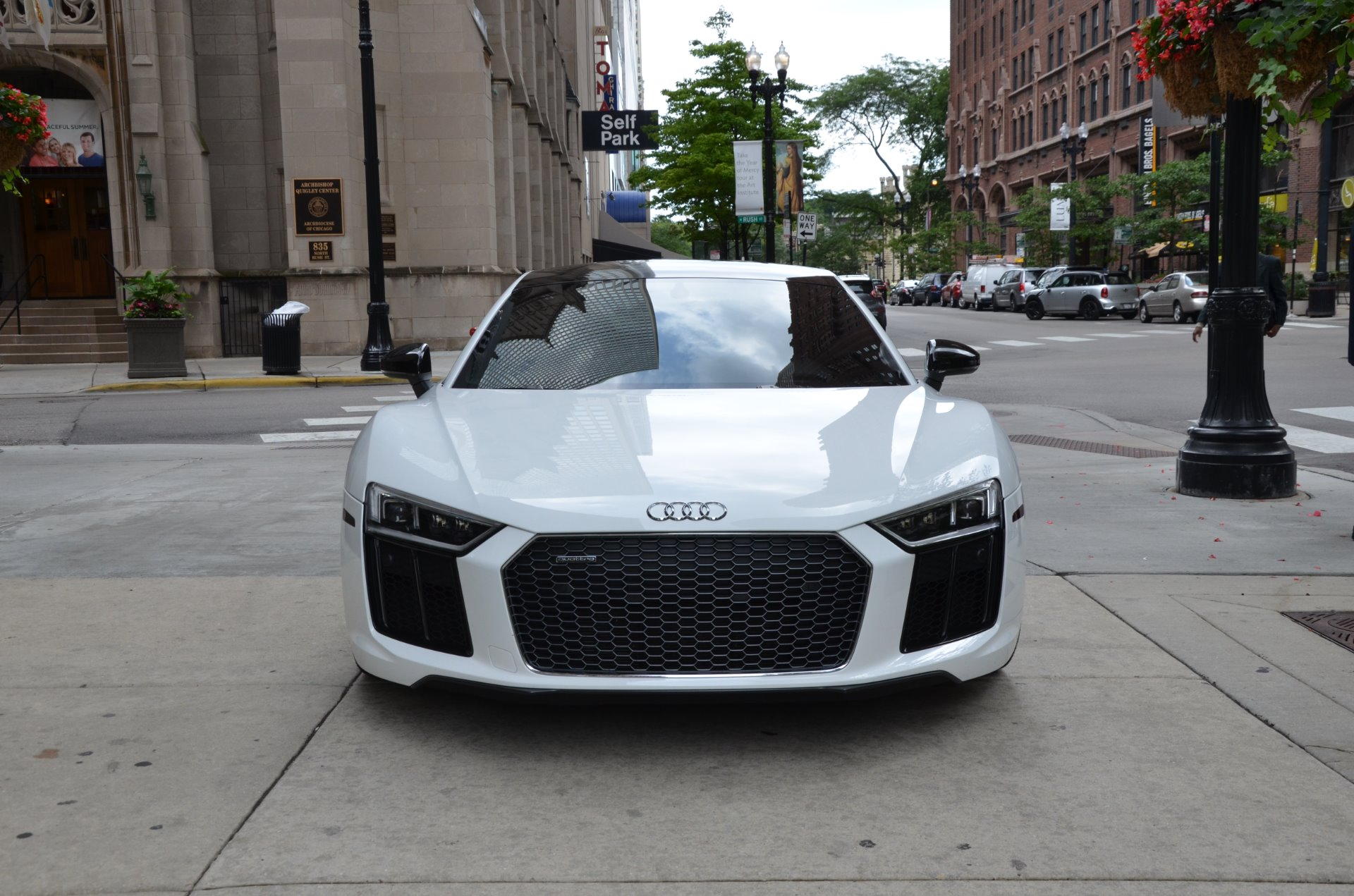 2017 Audi R8 V10 Stock Gc2149 For Sale Near Chicago Il