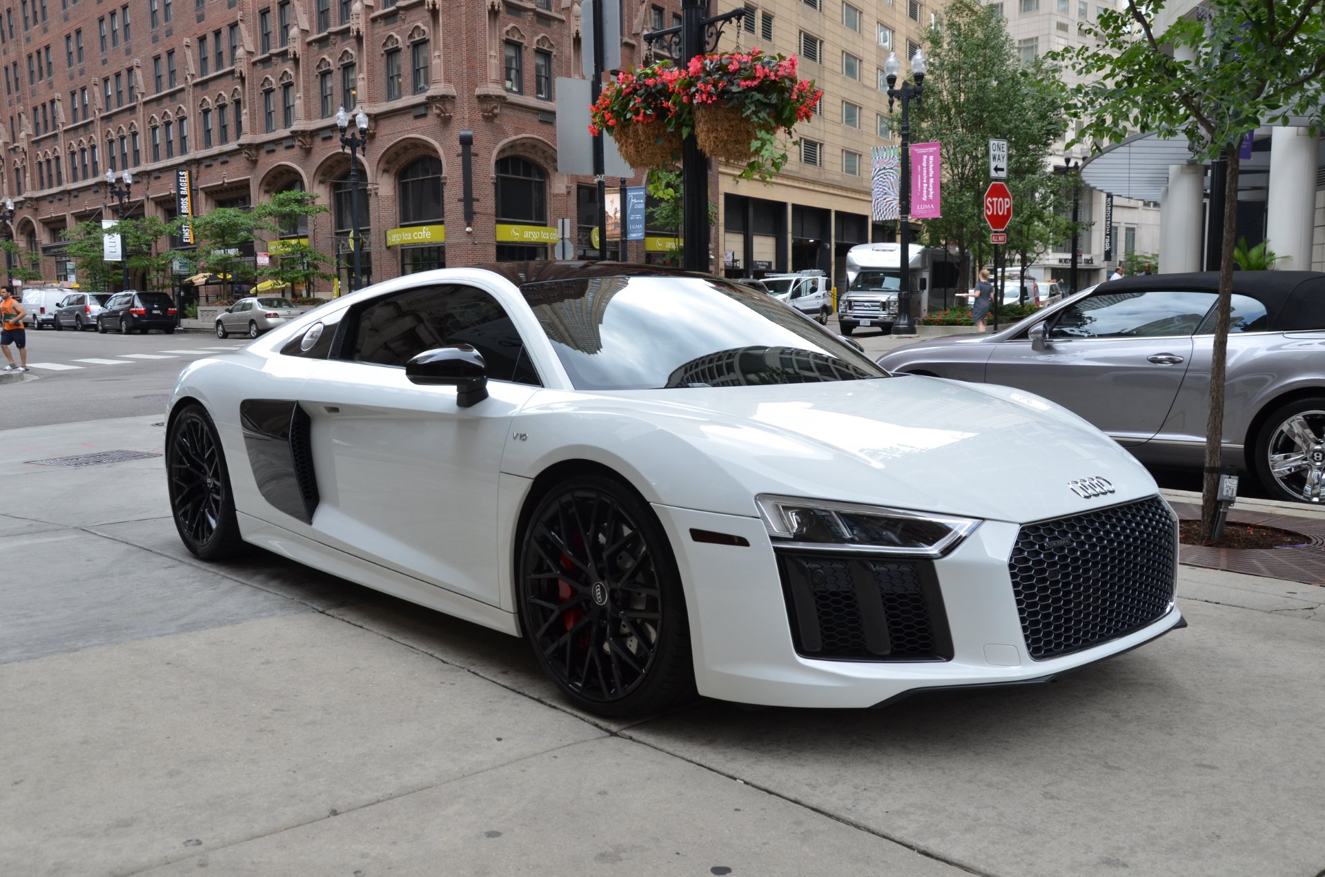 2017 Audi R8 V10 Stock # GC2149 for sale near Chicago, IL | IL Audi Dealer