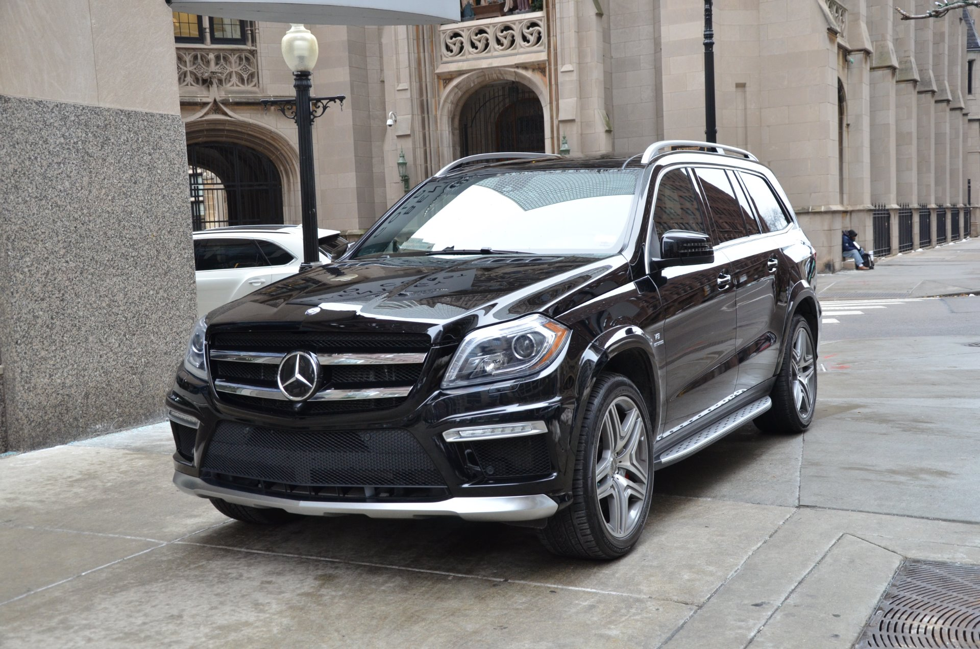 2014 mercedes benz gl class gl63 amg stock b857a for for Mercedes benz of chicago service center chicago il