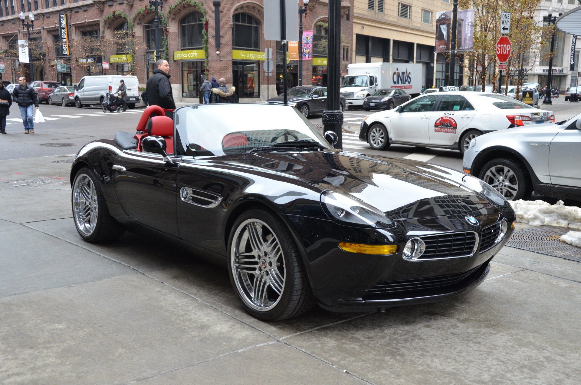 2003 Bmw Z8 Alpina Stock Gc Rudy16 For Sale Near Chicago