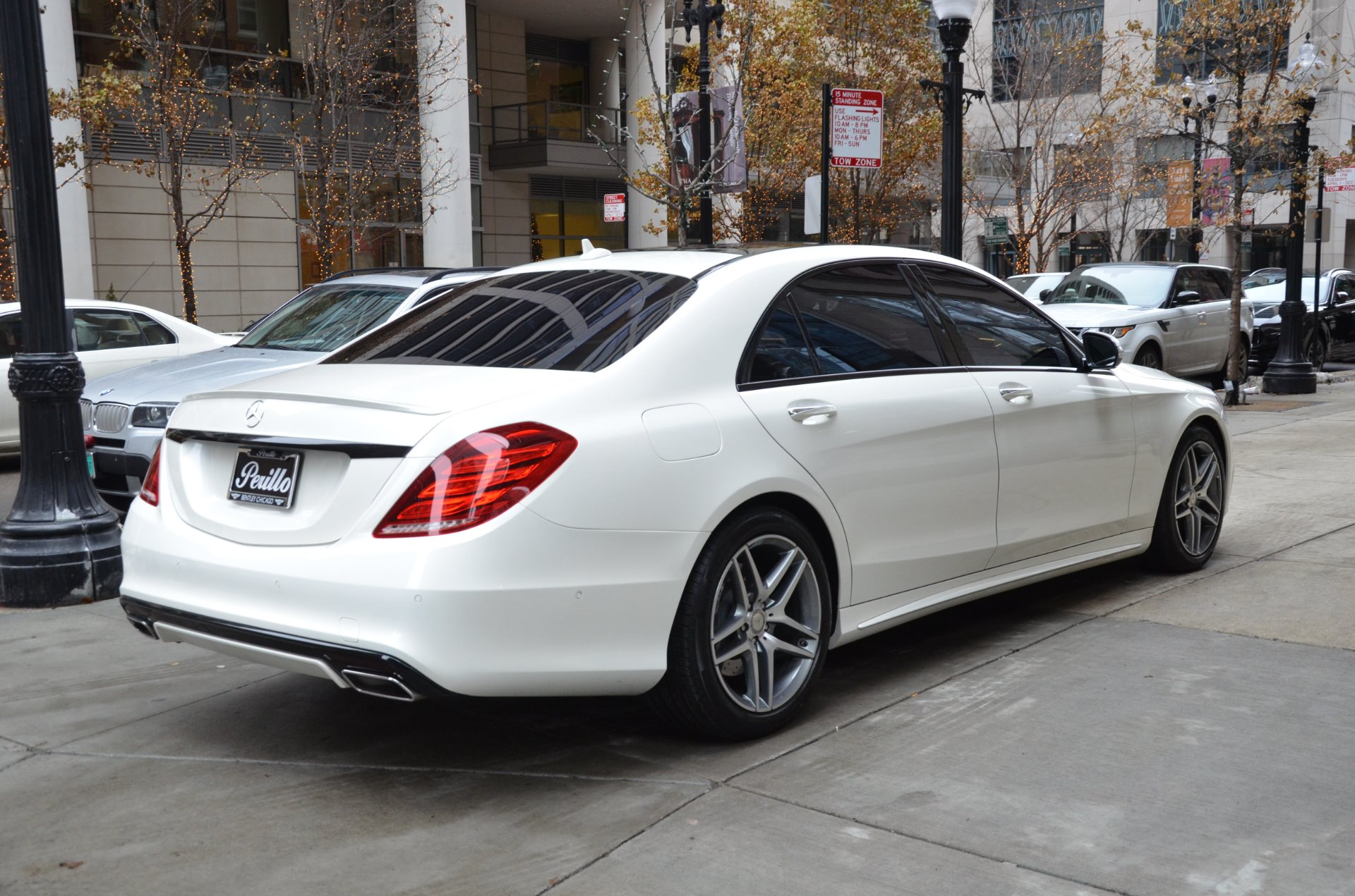 2016 Mercedes-Benz S-Class S550 4MATIC Stock # GC2023A for ...
