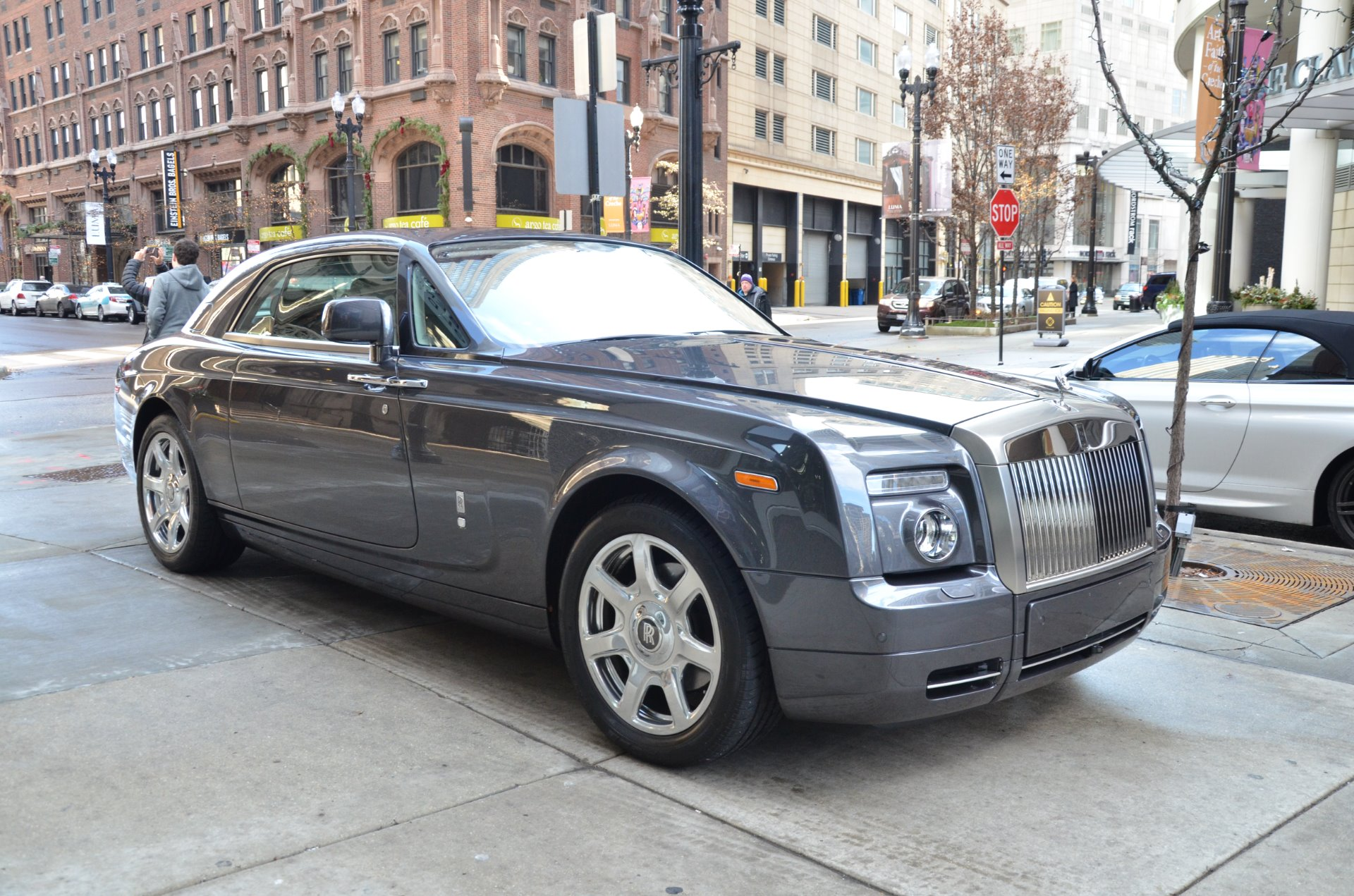 2012 RollsRoyce Phantom Coupe Stock  B835A for sale near Chicago