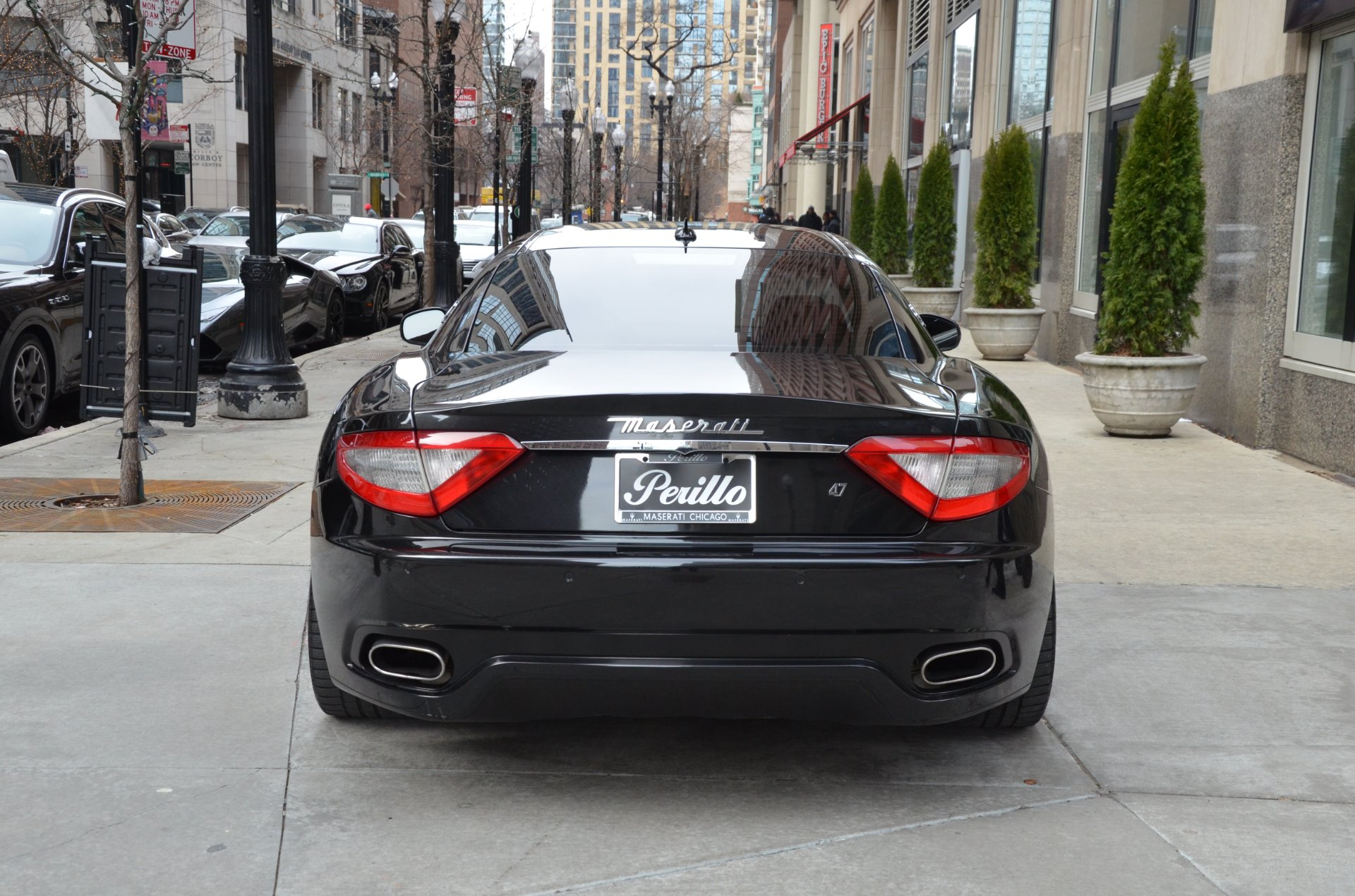 2011 maserati granturismo s automatic stock b826aa s for sale near chicago il il maserati. Black Bedroom Furniture Sets. Home Design Ideas