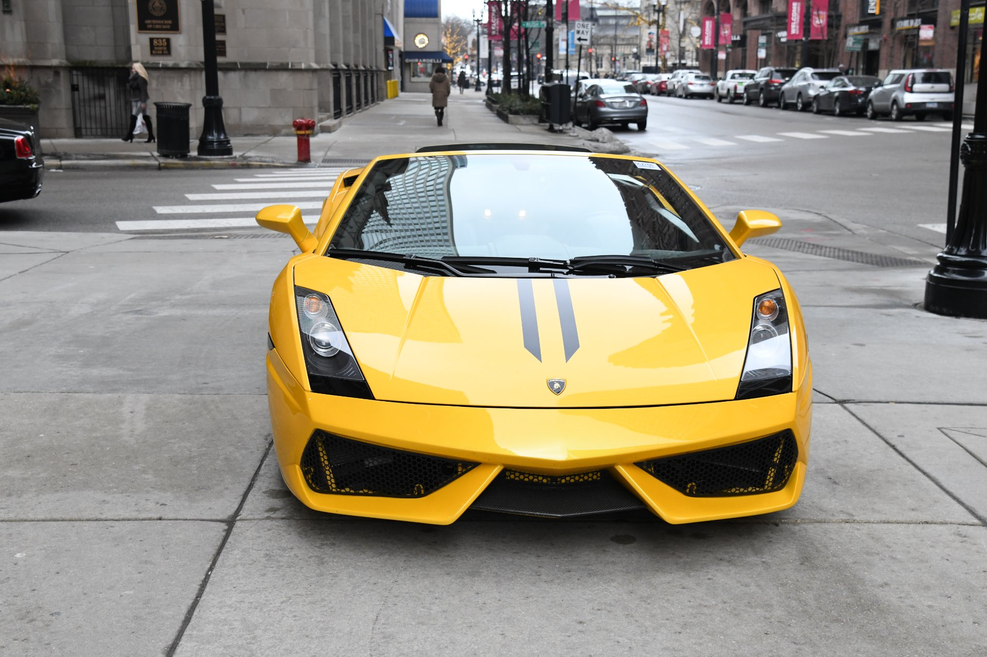 2008 lamborghini gallardo spyder spyder stock gc2029a for sale near chicago il il. Black Bedroom Furniture Sets. Home Design Ideas