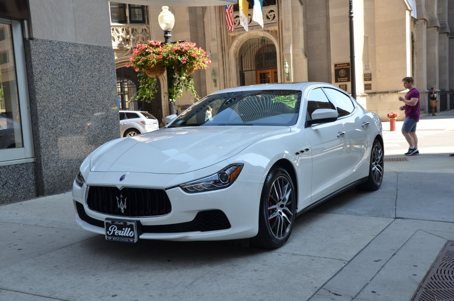 2017 maserati ghibli sq4 s q4 stock gc tucker5 for sale near chicago il il maserati dealer. Black Bedroom Furniture Sets. Home Design Ideas