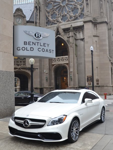 2015 Mercedes-Benz CLS CLS 63 AMG S-Model