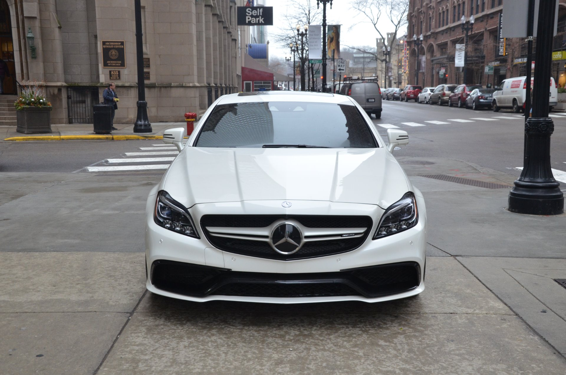 2015 mercedes benz cls cls 63 amg s model stock l346a for sale near chicago il il mercedes. Black Bedroom Furniture Sets. Home Design Ideas