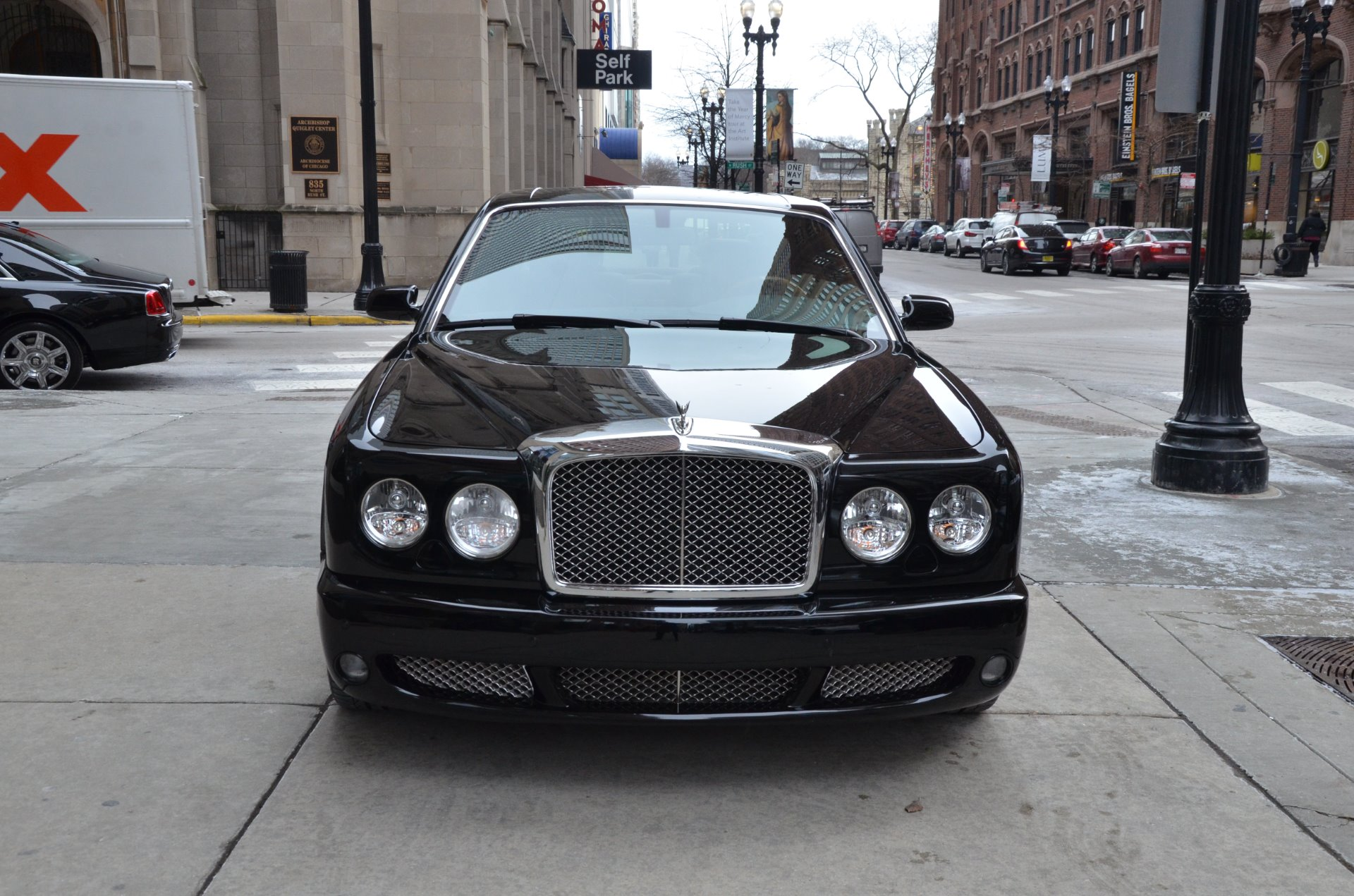 Used 2009 bentley arnage t chicago il