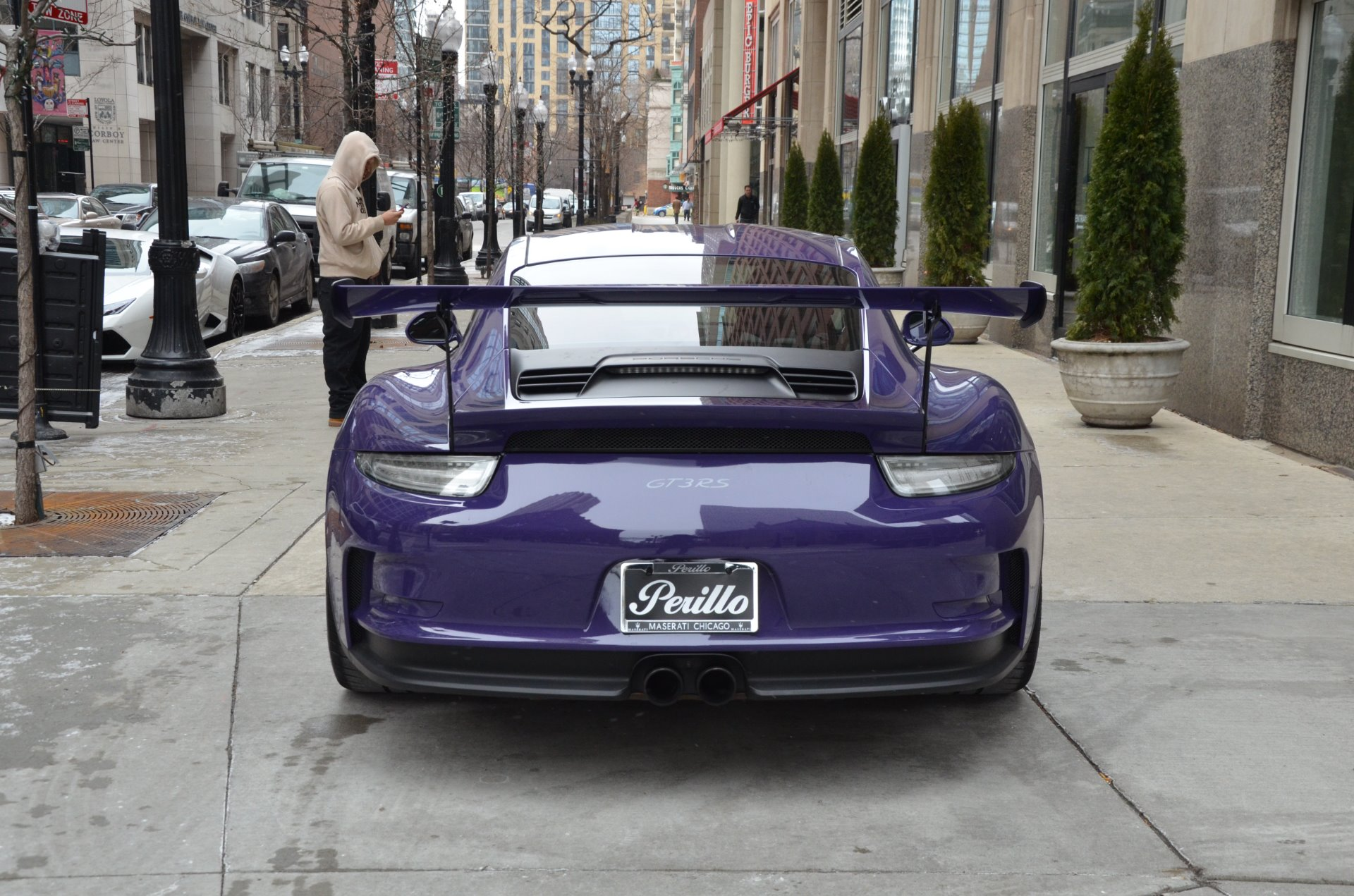 2016 porsche 911 gt3 rs stock gc2032 s for sale near. Black Bedroom Furniture Sets. Home Design Ideas