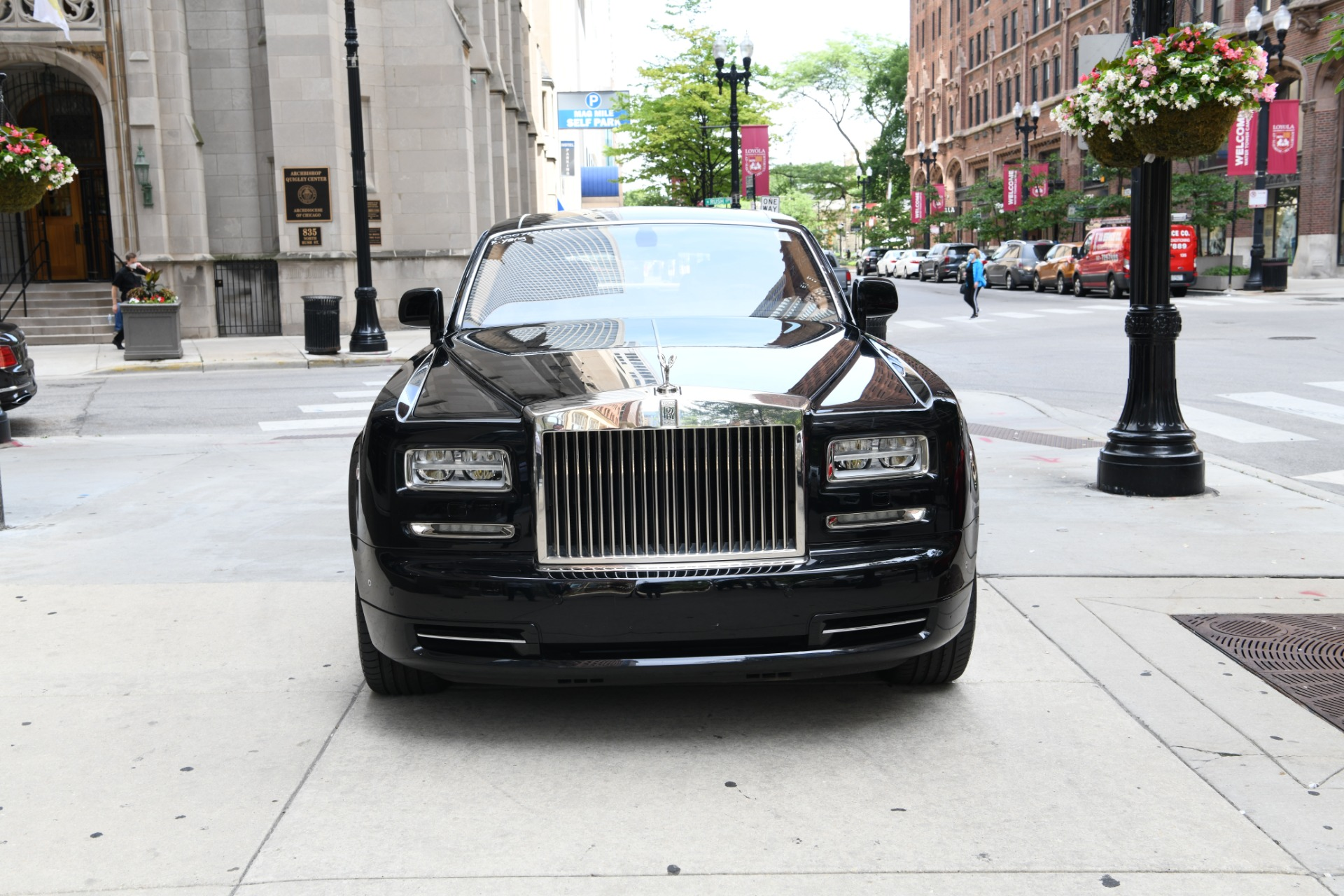 Used 2017 Rolls-Royce Phantom Extended Wheelbase EWB | Chicago, IL