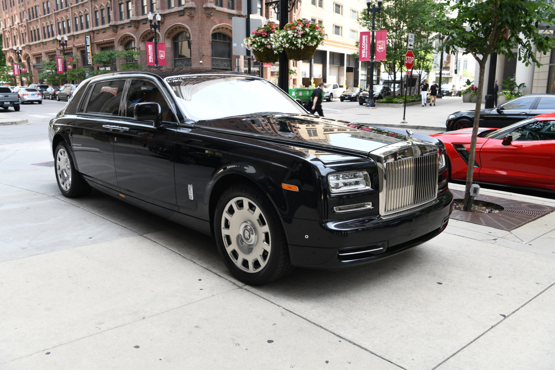 2017 rolls royce phantom extended wheelbase ewb stock r369 for sale near chicago il il. Black Bedroom Furniture Sets. Home Design Ideas