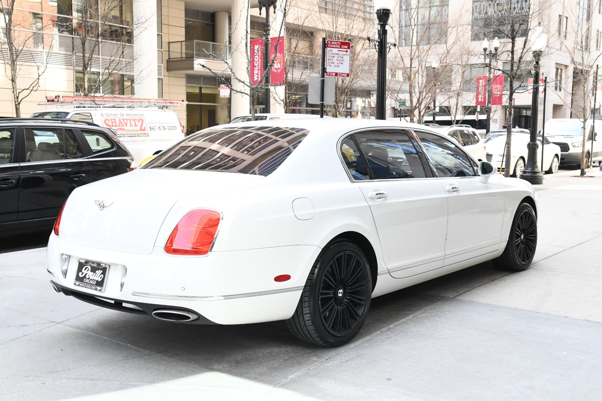 2009 bentley continental flying spur speed speed stock gc1448a for sale near chicago il il. Black Bedroom Furniture Sets. Home Design Ideas