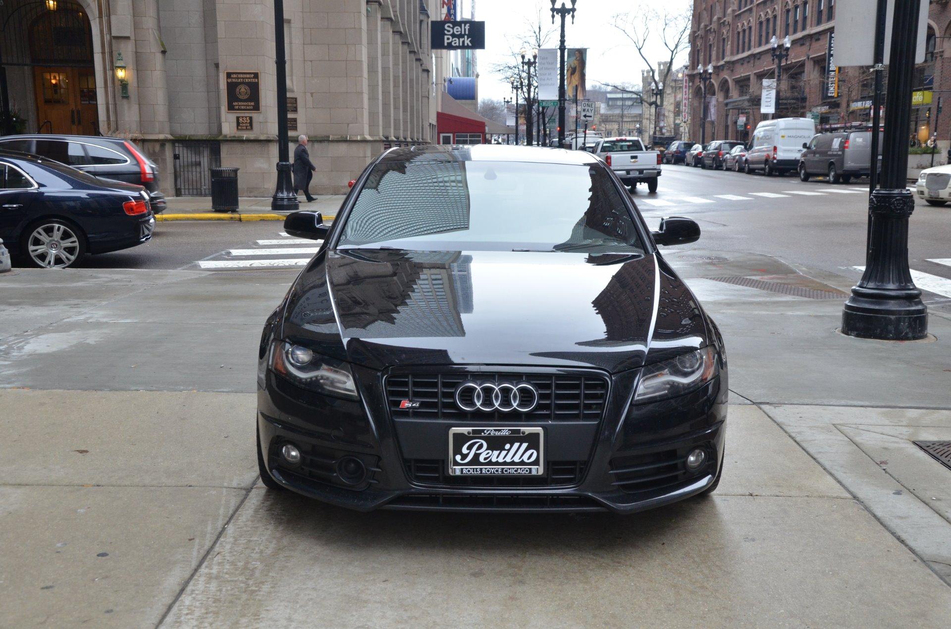 2012 Audi S4 Quattro Prestige
