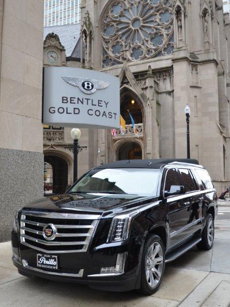 2015 Cadillac Escalade ESV CEO Limosine