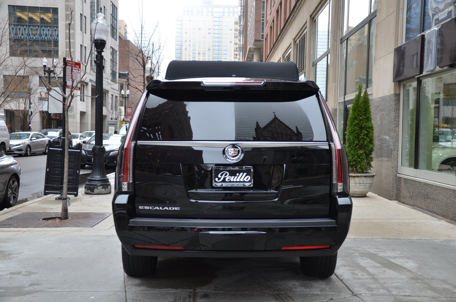 2015 Cadillac Escalade Esv Ceo Limosine Stock Gc Roland156 For Gmc Used Chicago Il