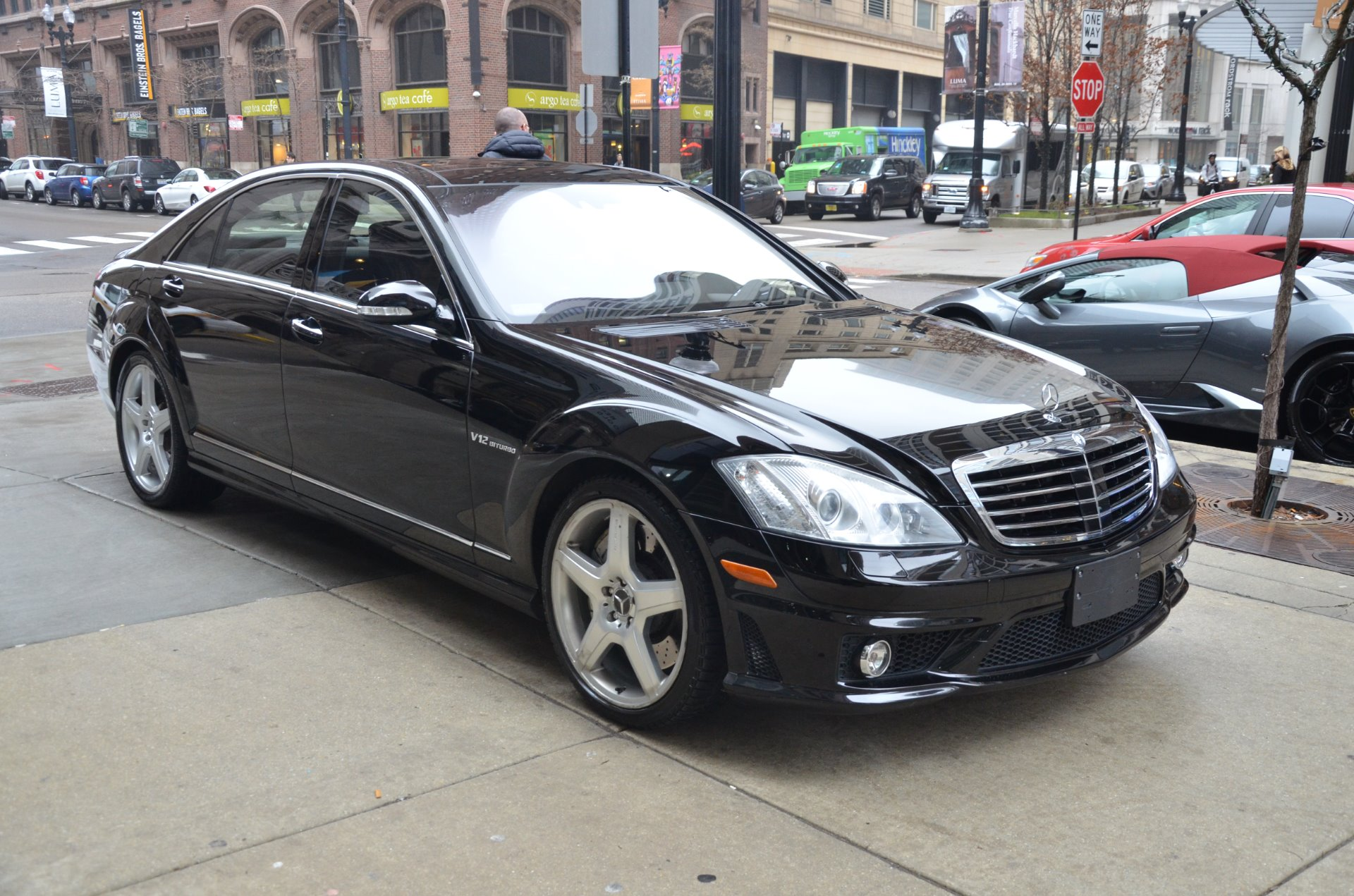 2007 mercedes benz s class s 65 amg stock 54179 for sale for Mercedes benz s class 2007