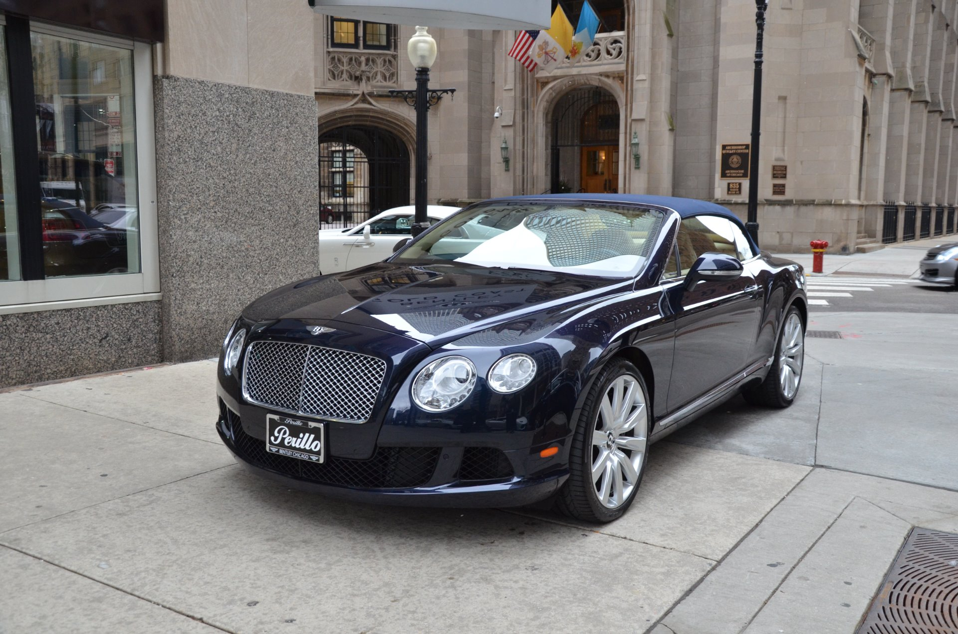 2013 Bentley Continental GTC Stock # GC2049 For Sale Near