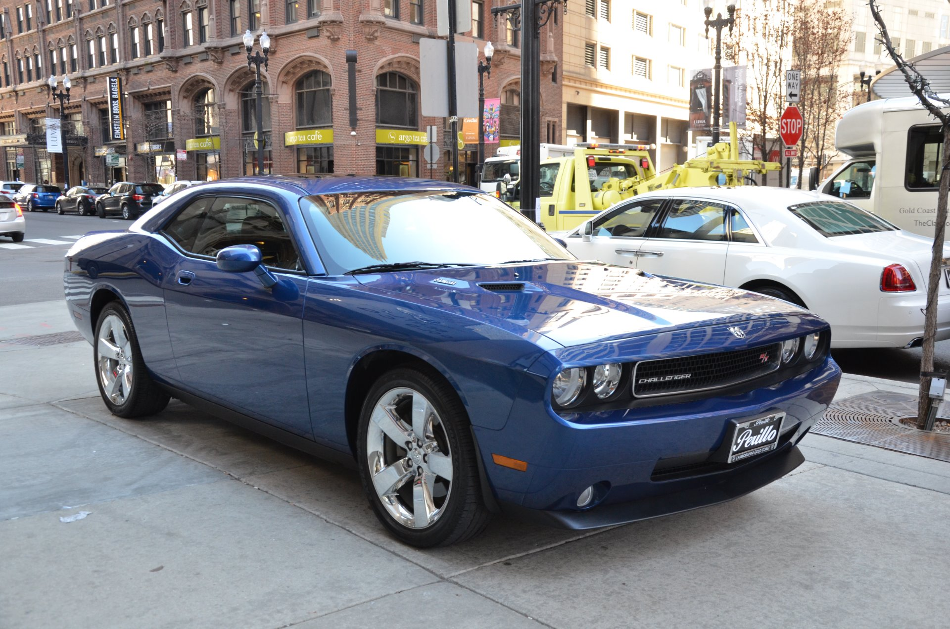 2009 dodge challenger r t classic stock b879ab for sale near chicago il il dodge dealer. Black Bedroom Furniture Sets. Home Design Ideas