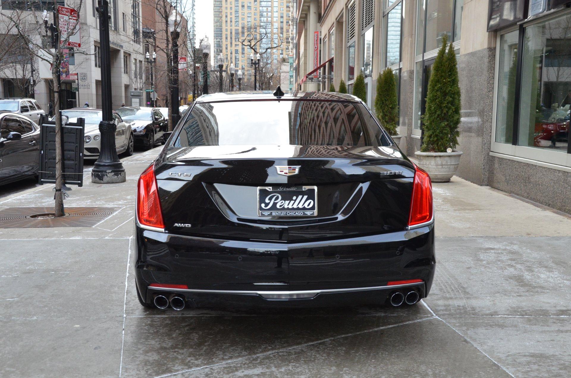 2016 Cadillac Ct6 3 0tt Platinum Stock R311ab For Sale