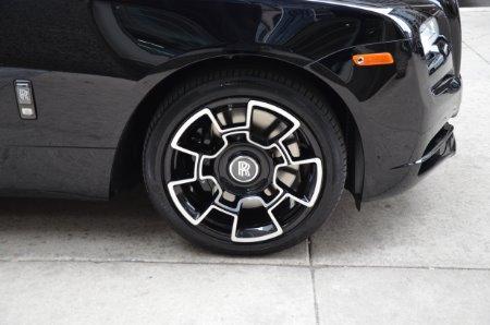 New 2017 Rolls-Royce Wraith Black Badge   Chicago, IL