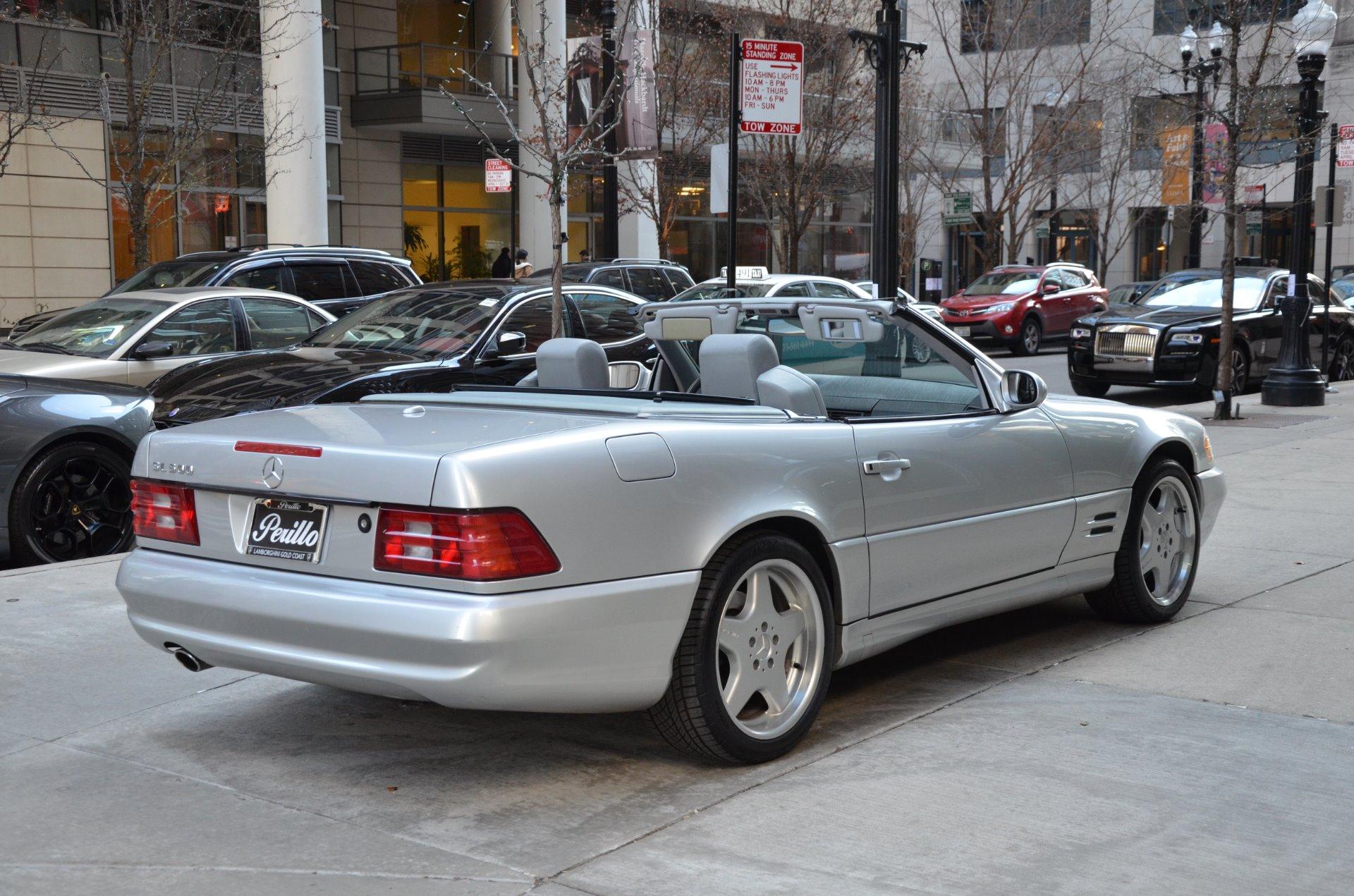 2002 mercedes benz sl class sl 500 stock gc tucker4 for for Chicago mercedes benz dealer