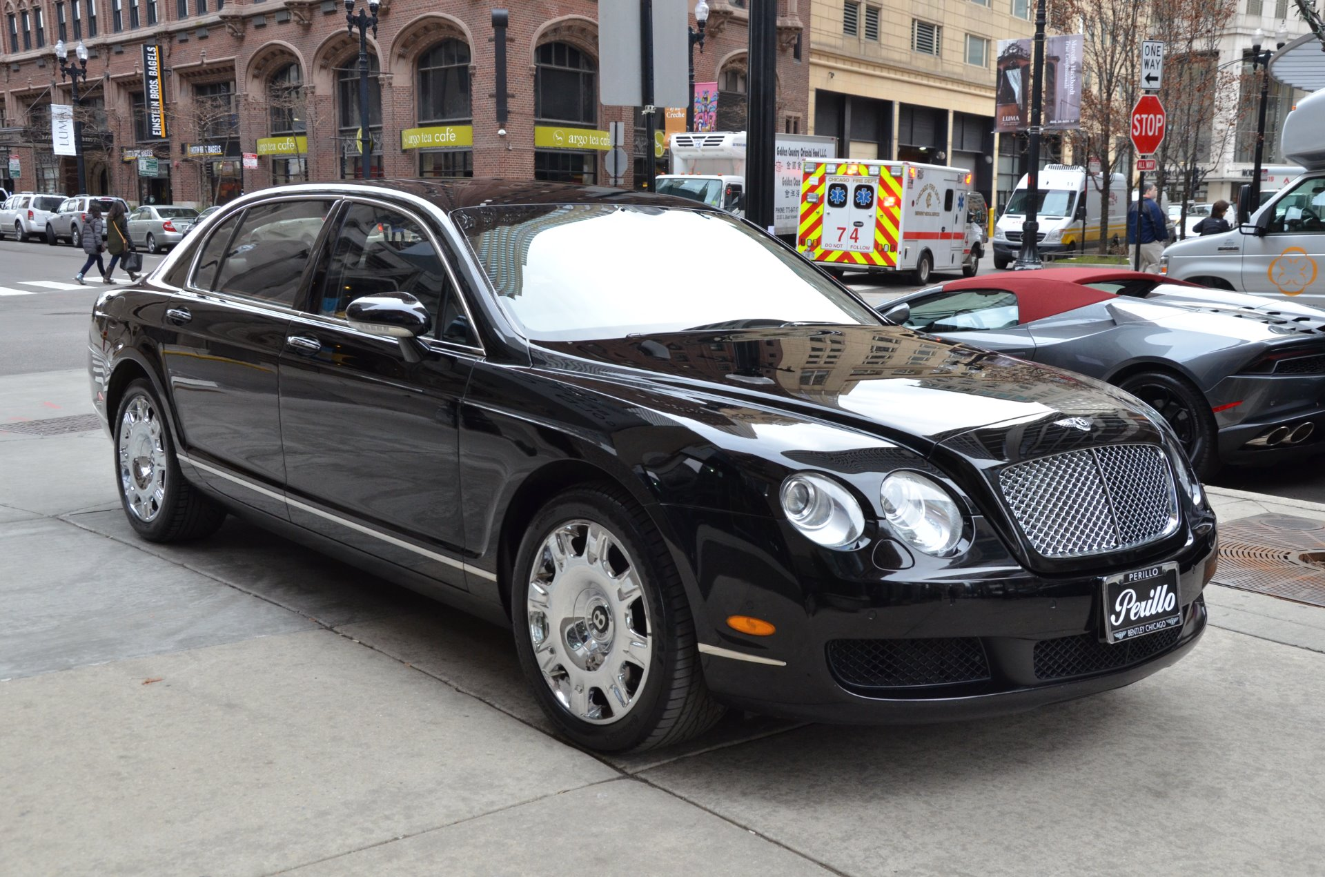 2006 bentley continental flying spur stock b879aa for. Black Bedroom Furniture Sets. Home Design Ideas