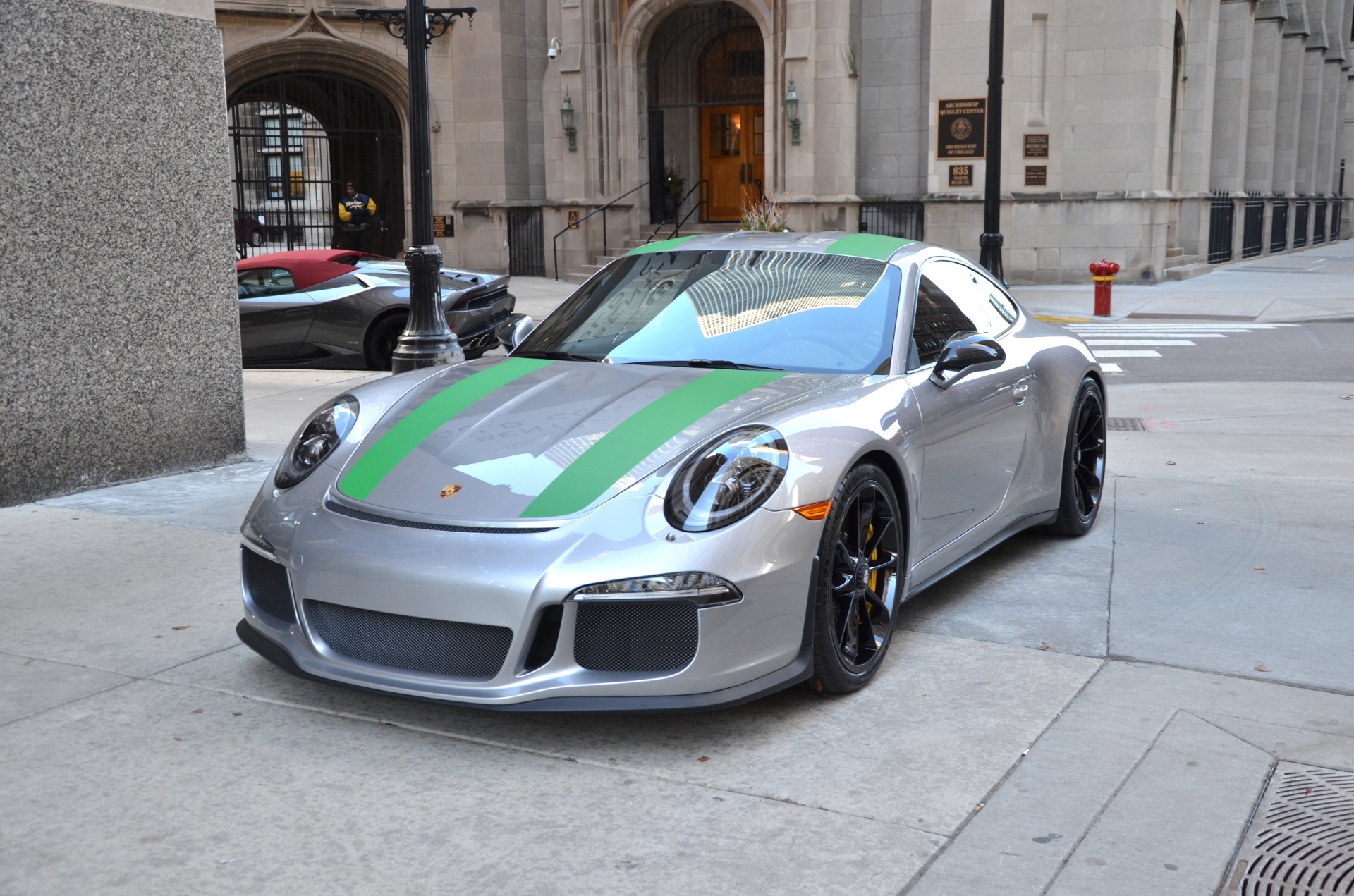 2016 Porsche 911 R Stock 95328 For Sale Near Chicago Il