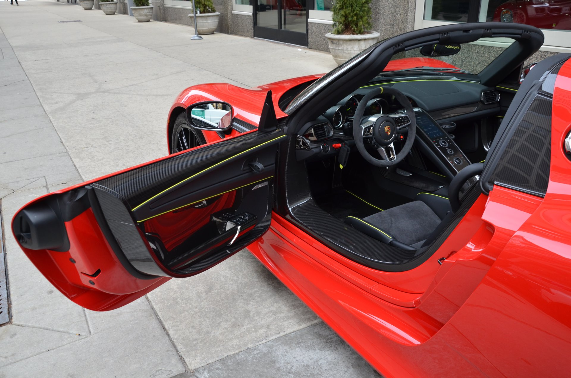 used 2015 porsche 918 spyder chicago il