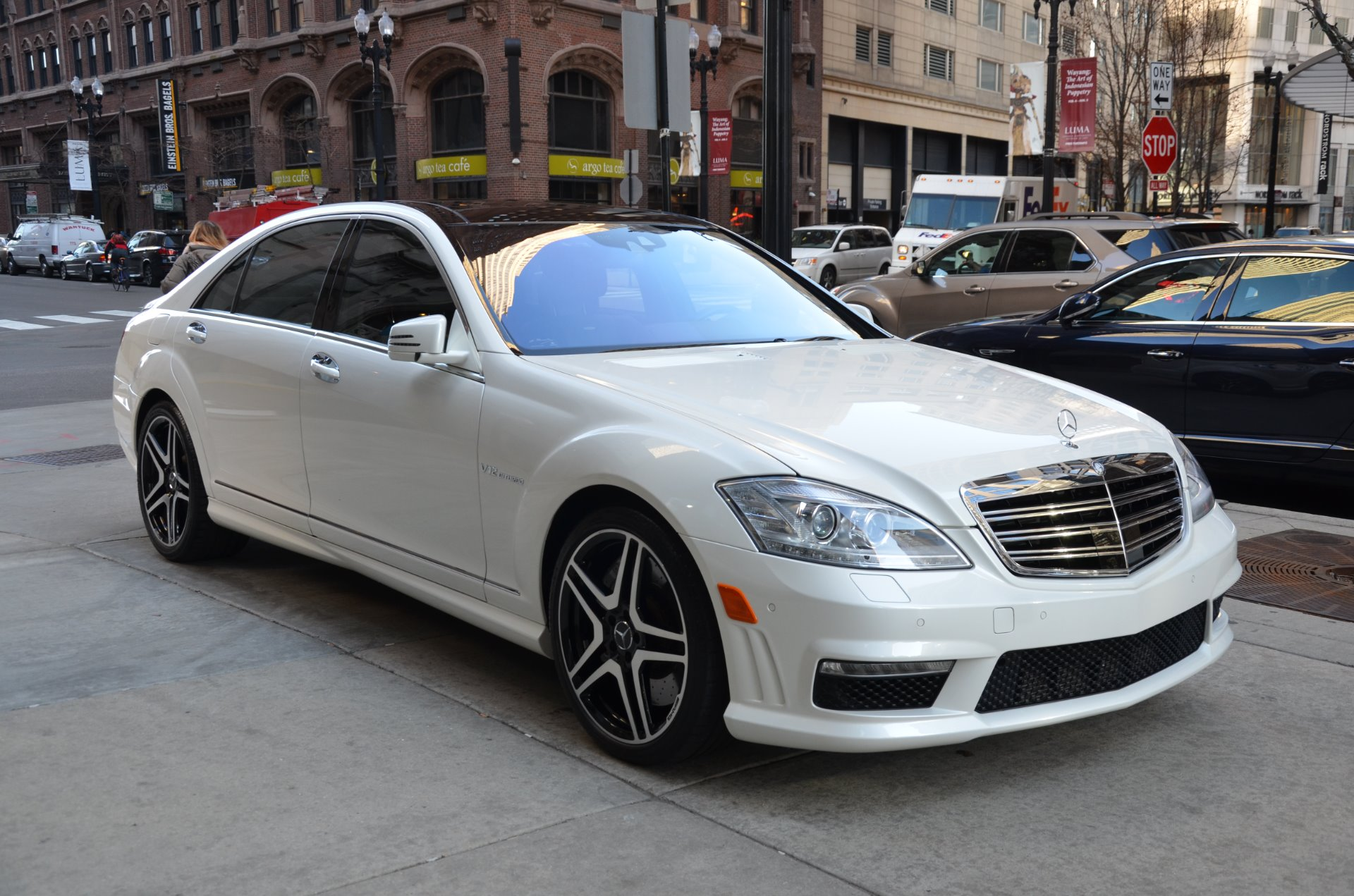 2013 mercedes benz s class s 65 amg stock 10016 for sale near chicago il il mercedes benz. Black Bedroom Furniture Sets. Home Design Ideas