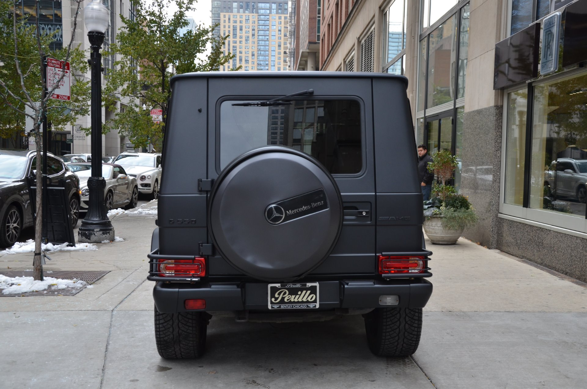 Used 2002 mercedes benz g class g 500 chicago il