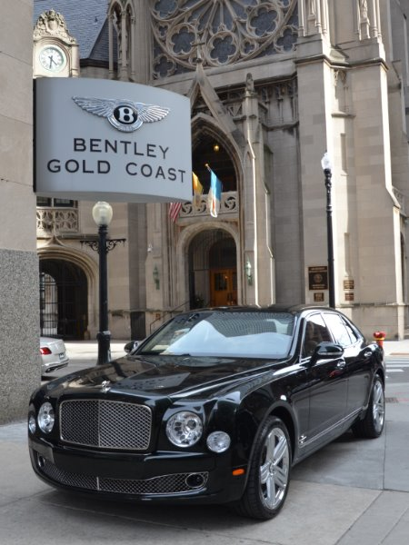 2016 Bentley Mulsanne
