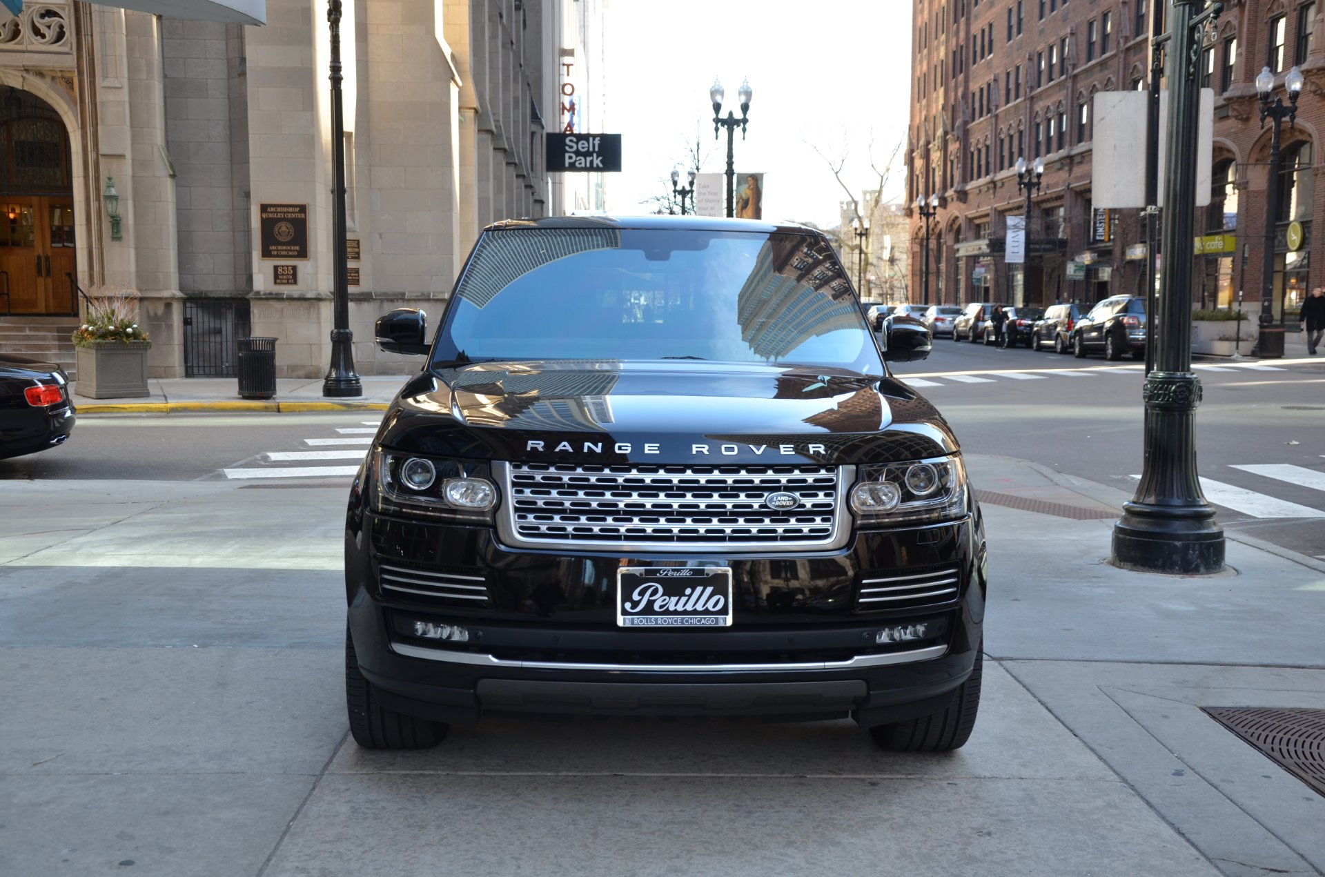2014 Land Rover Range Rover Autobiography LWB Stock B887A for sale