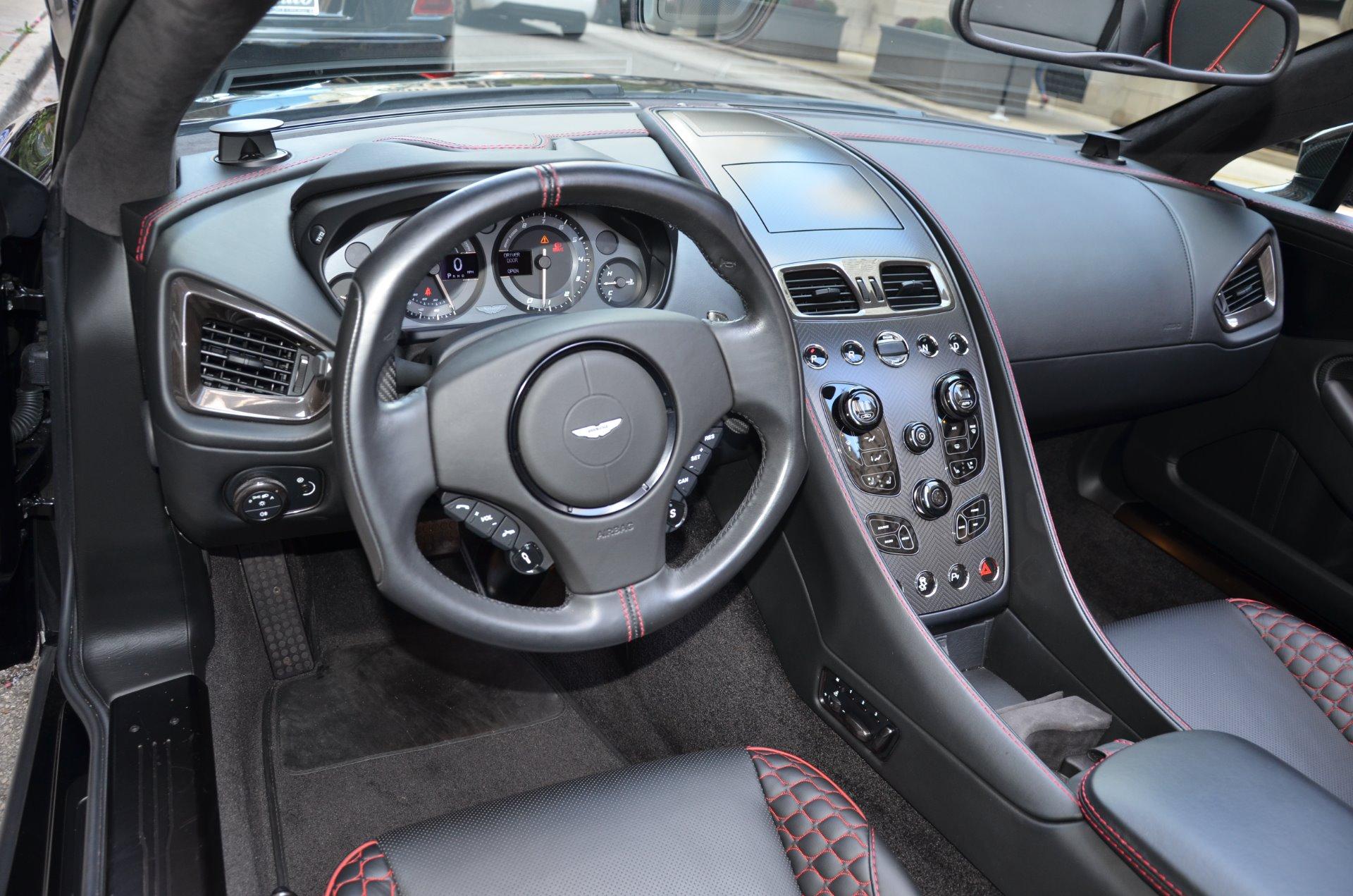 2015 Aston Martin Vanquish Volante Stock L371a For Sale