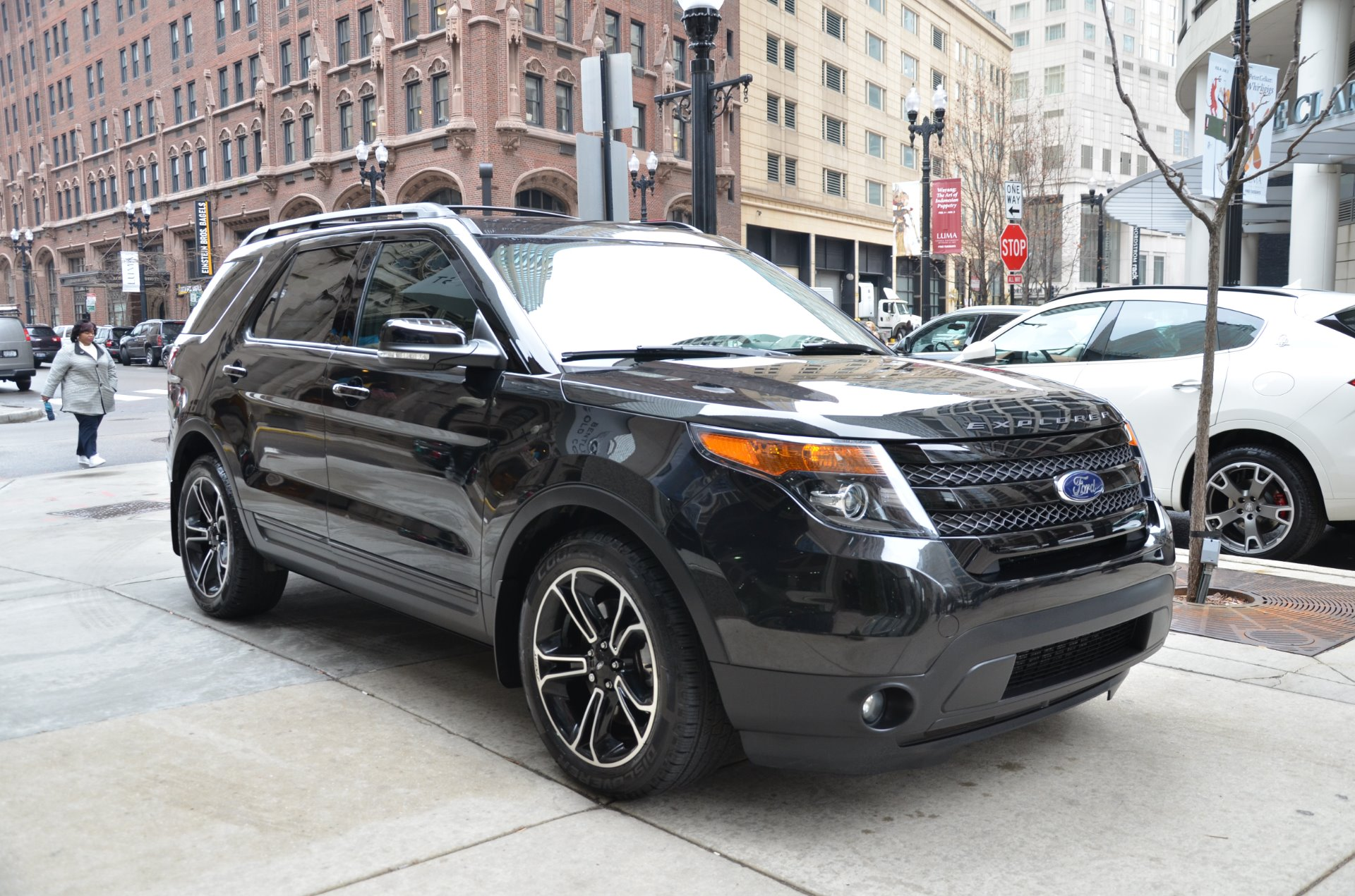Used Ford Explorer 2019 2020 New Car Release And Reviews