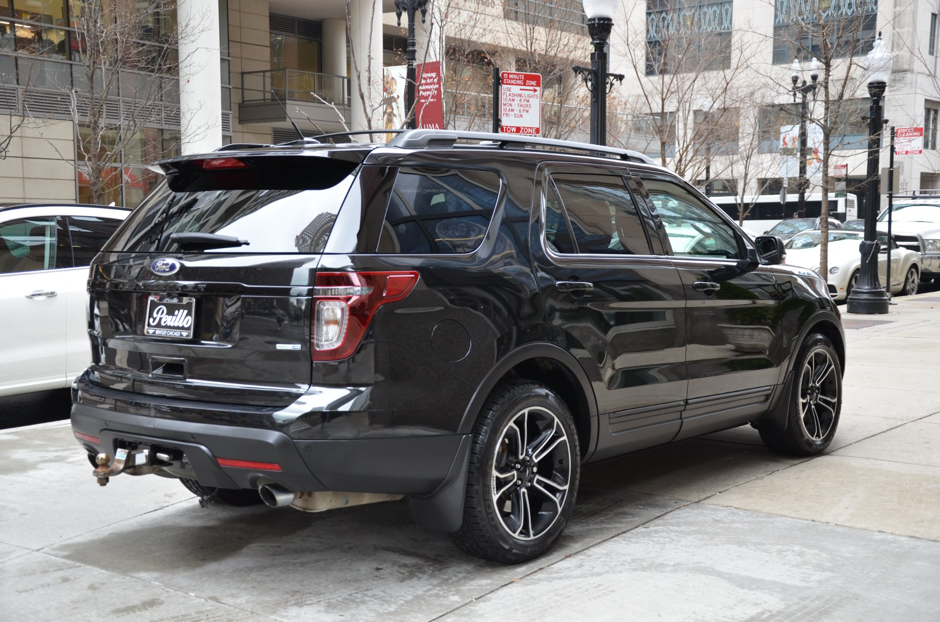 2015 Ford Explorer Sport Stock # R309AA for sale near