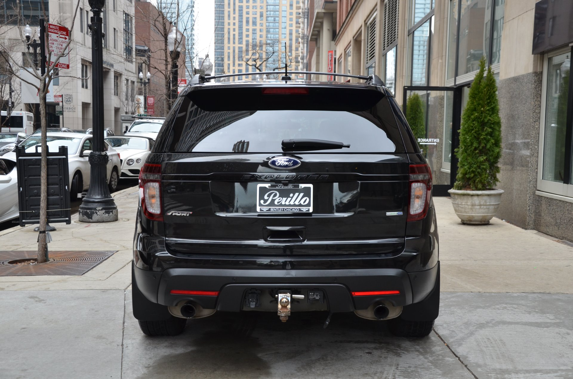 Used 2015 ford explorer sport chicago il