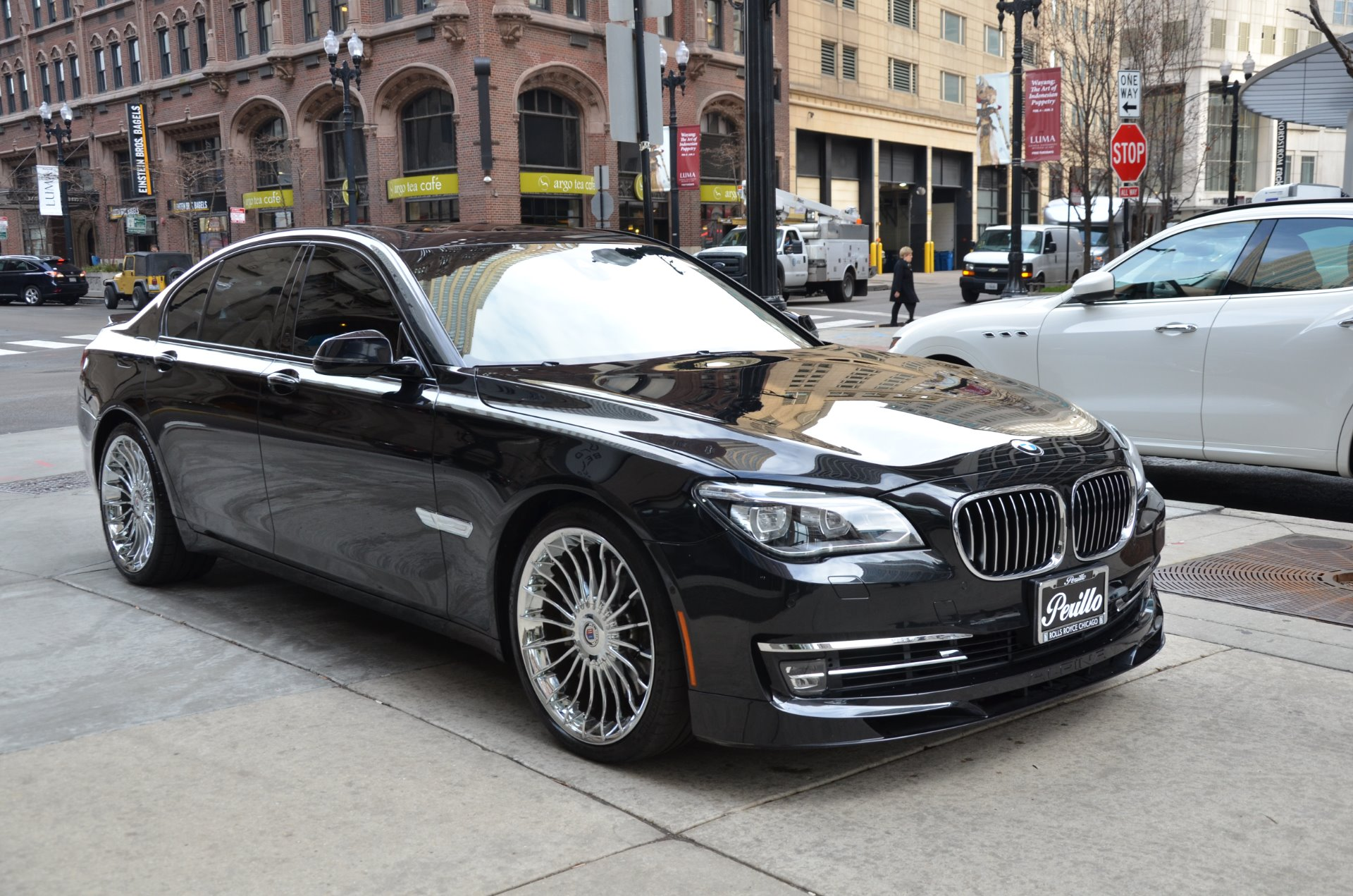 2013 BMW 7 Series Alpina B7 xDrive Stock # GC2020A for sale near ...