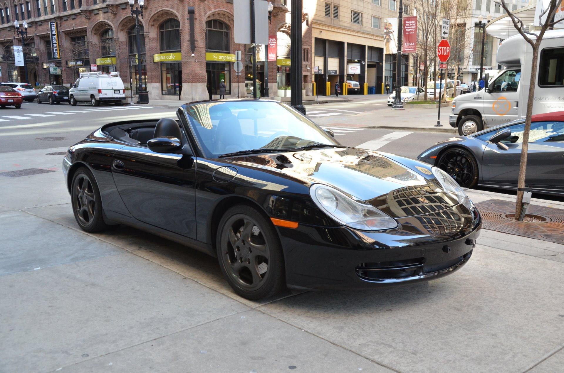 1999 porsche 911 carrera 4 stock gc2058a for sale near chicago il il porsche dealer. Black Bedroom Furniture Sets. Home Design Ideas