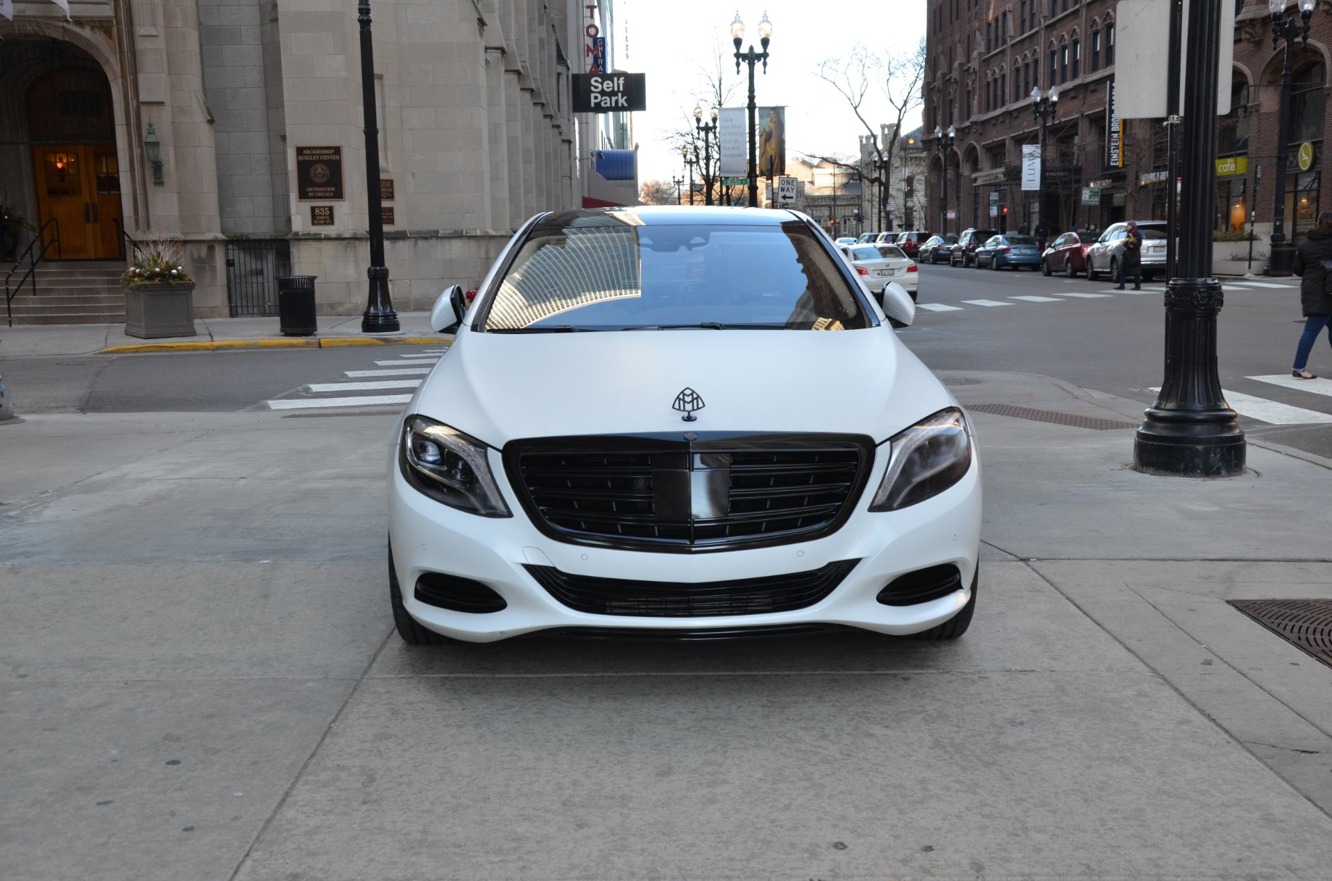2016 mercedes benz s class mercedes maybach s 600 stock b890a for sale near chicago il il. Black Bedroom Furniture Sets. Home Design Ideas
